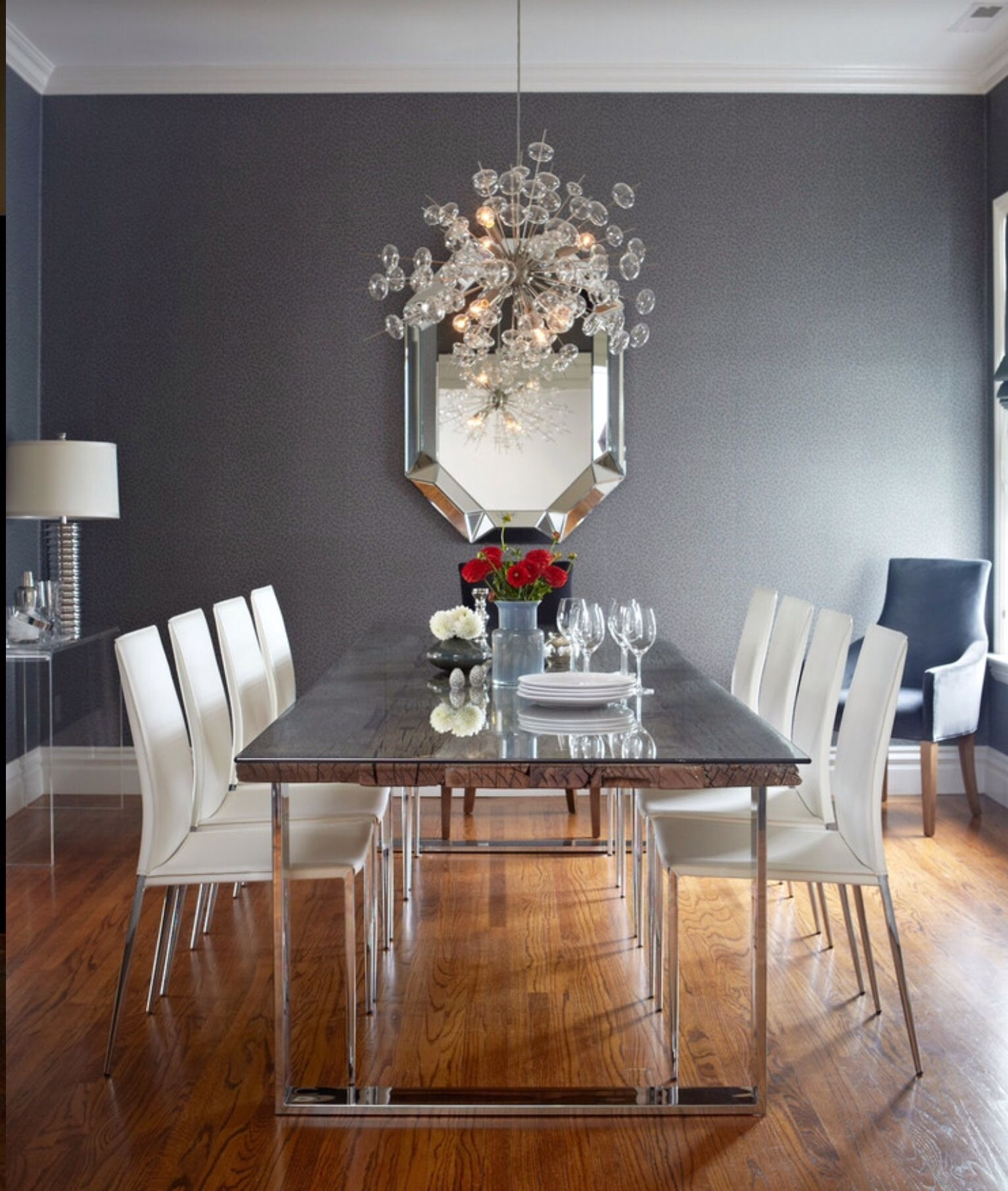 Chrome Dining Room Arm Chair Ideas On Foter