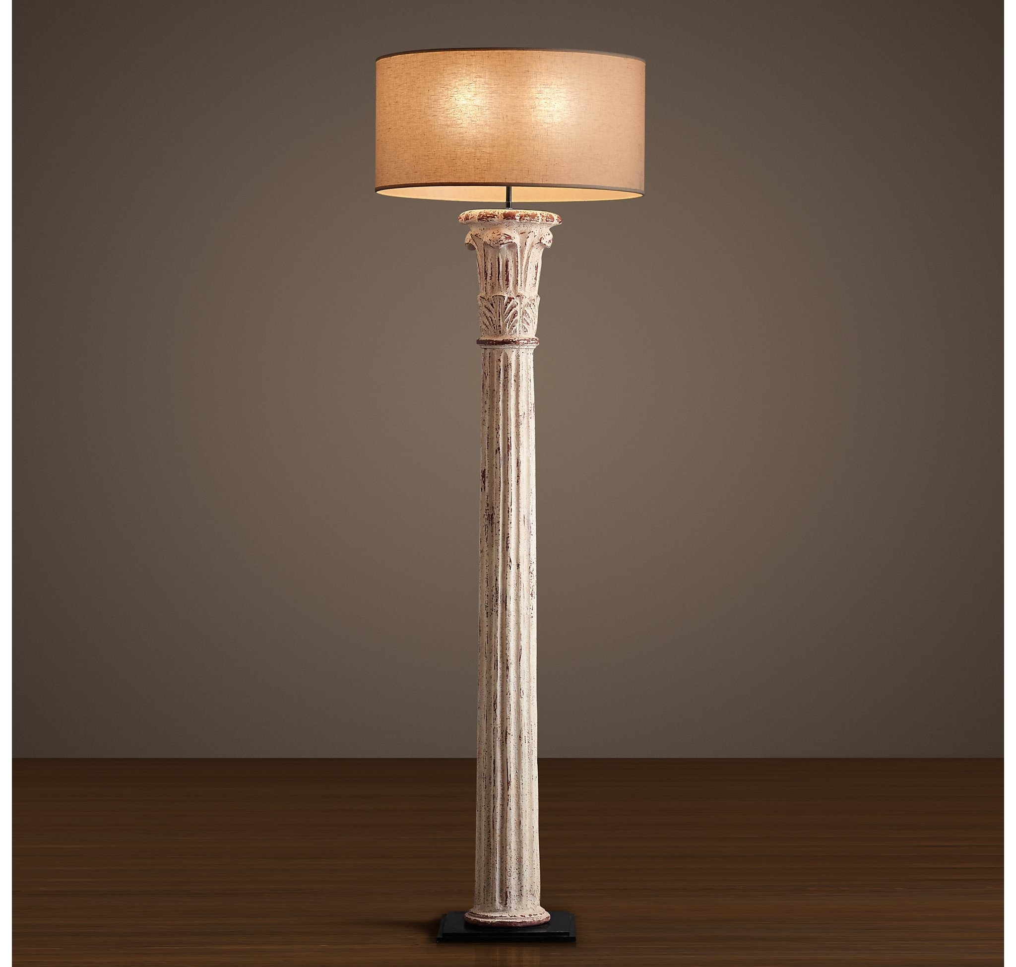 Picture of: Column Floor Lamp Ideas On Foter