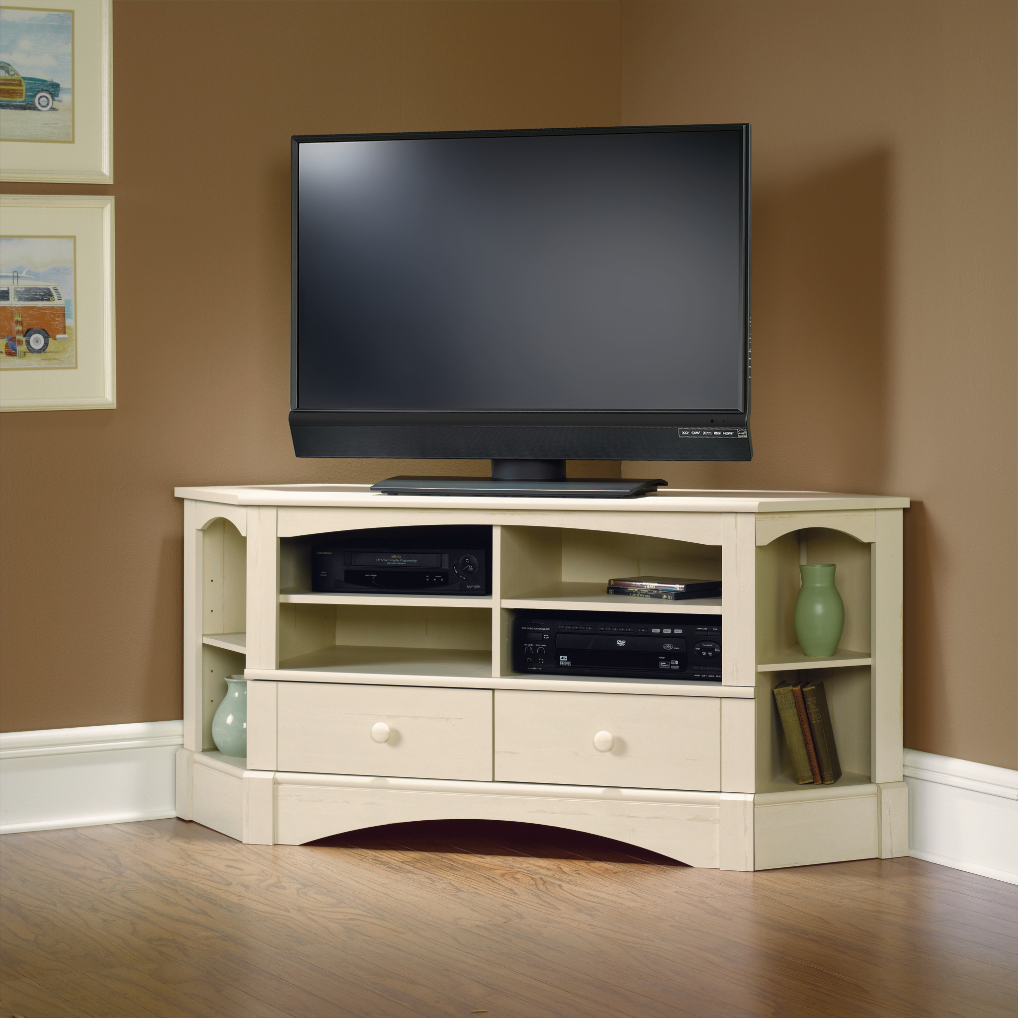 Corner Entertainment Centers For Flat Screen Tvs Ideas On Foter
