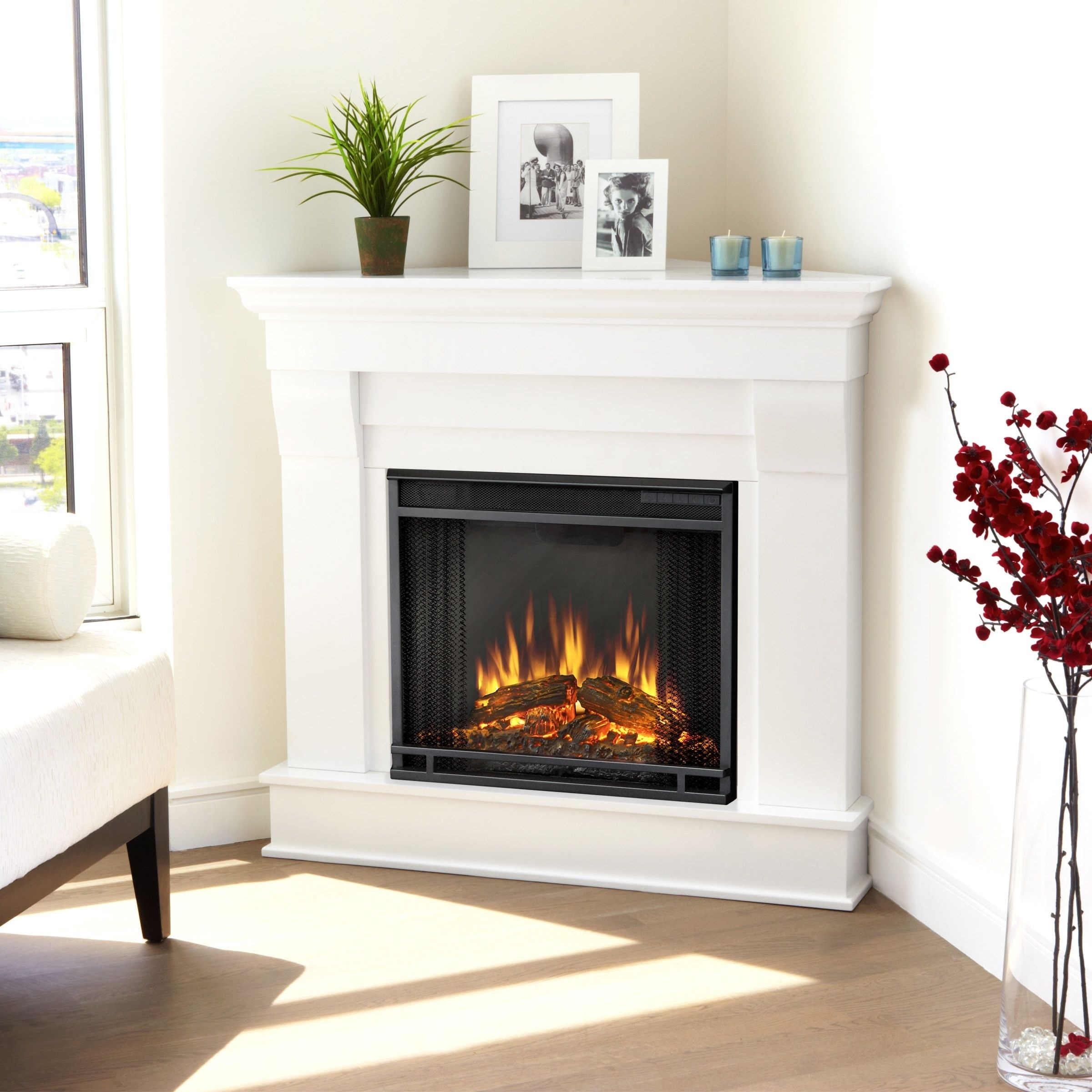 Corner Ventless Gas Fireplace For 2020