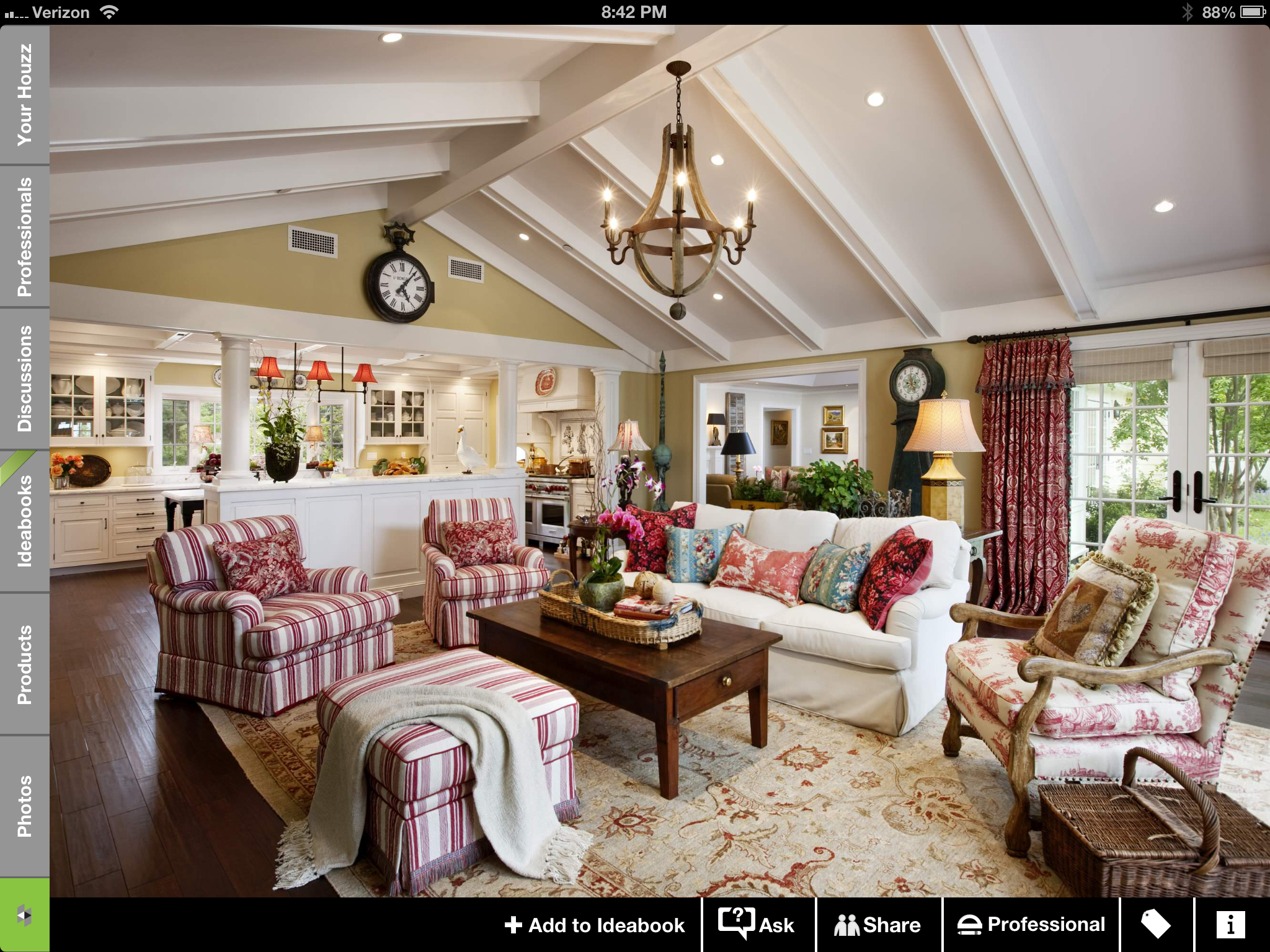 Country Cottage Living Room Furniture Ideas On Foter