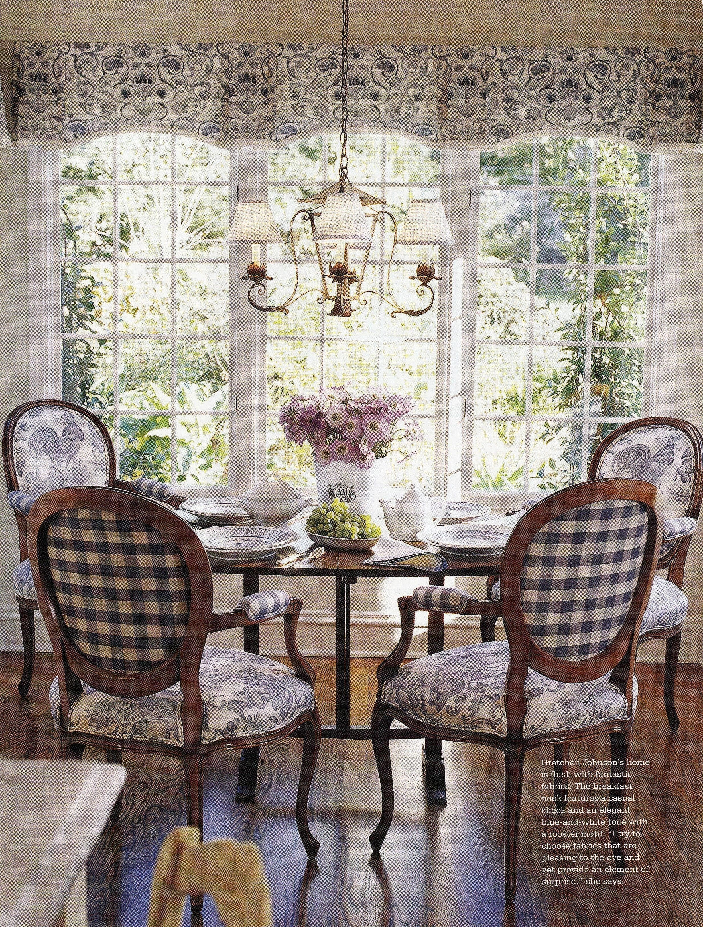 Picture of: Country French Kitchen Chairs Ideas On Foter