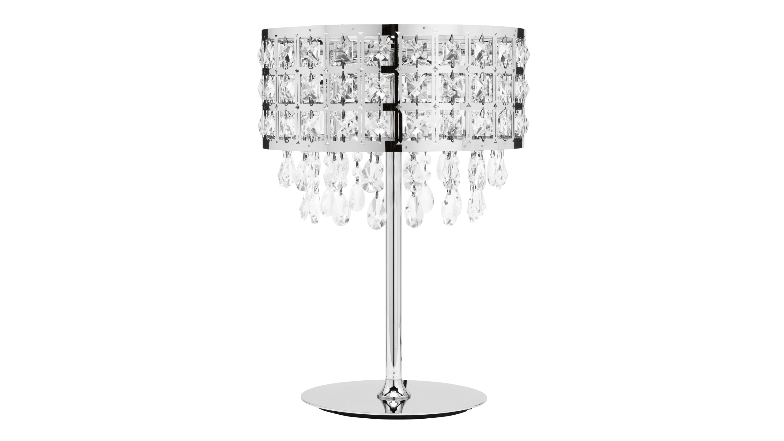 Crystal Bedside Lamps Ideas On Foter