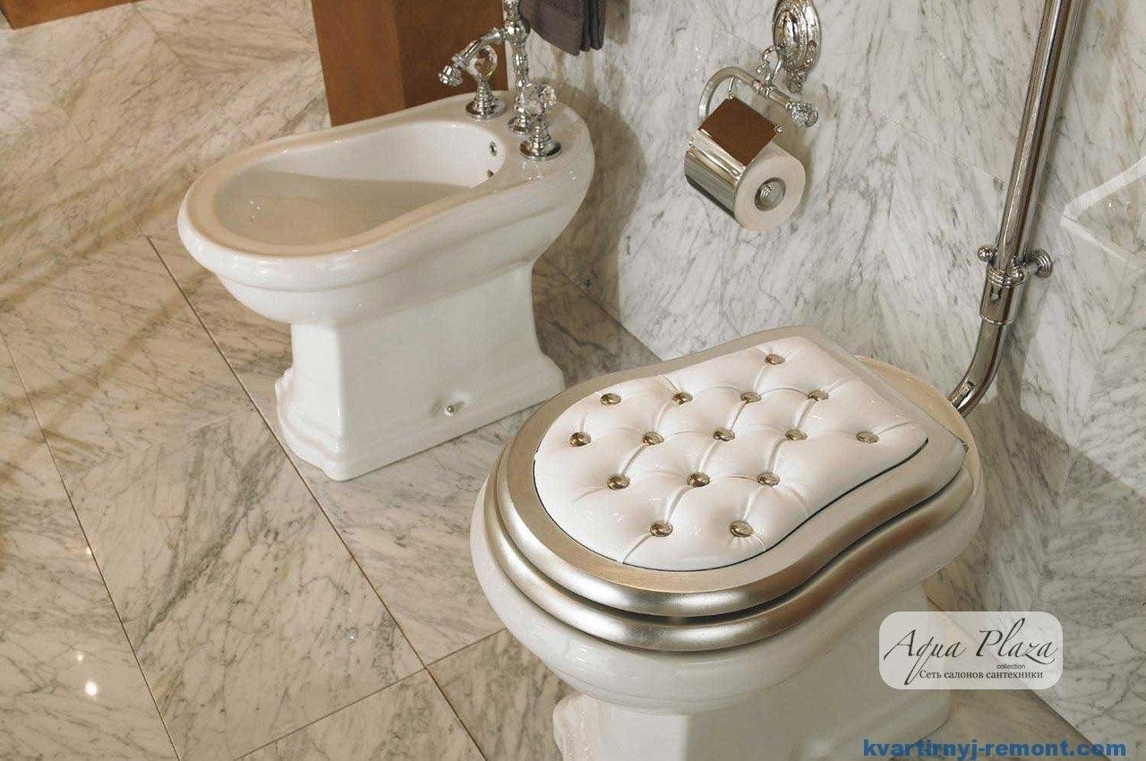 Picture of: Decorative Toilet Seats Ideas On Foter