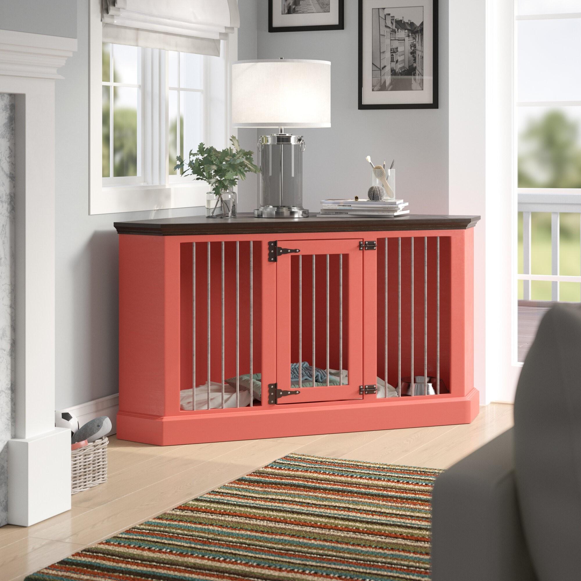 Designer Dog Crates Furniture Ideas On Foter