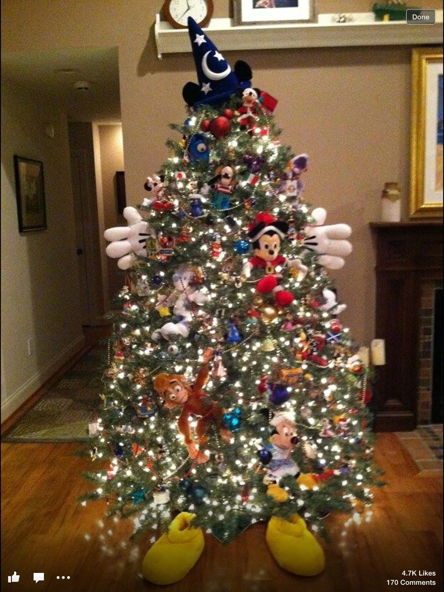 Disney Tree Toppers Ideas On Foter