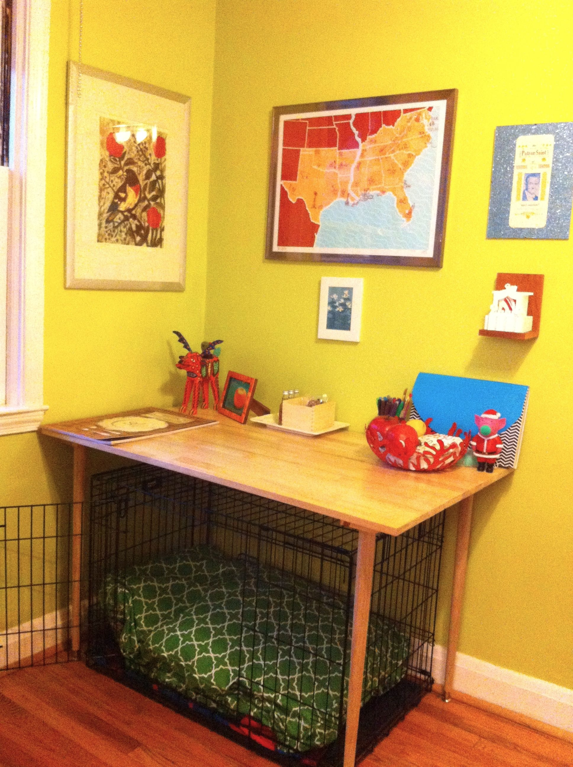 Dog Crate Tables Ideas On Foter