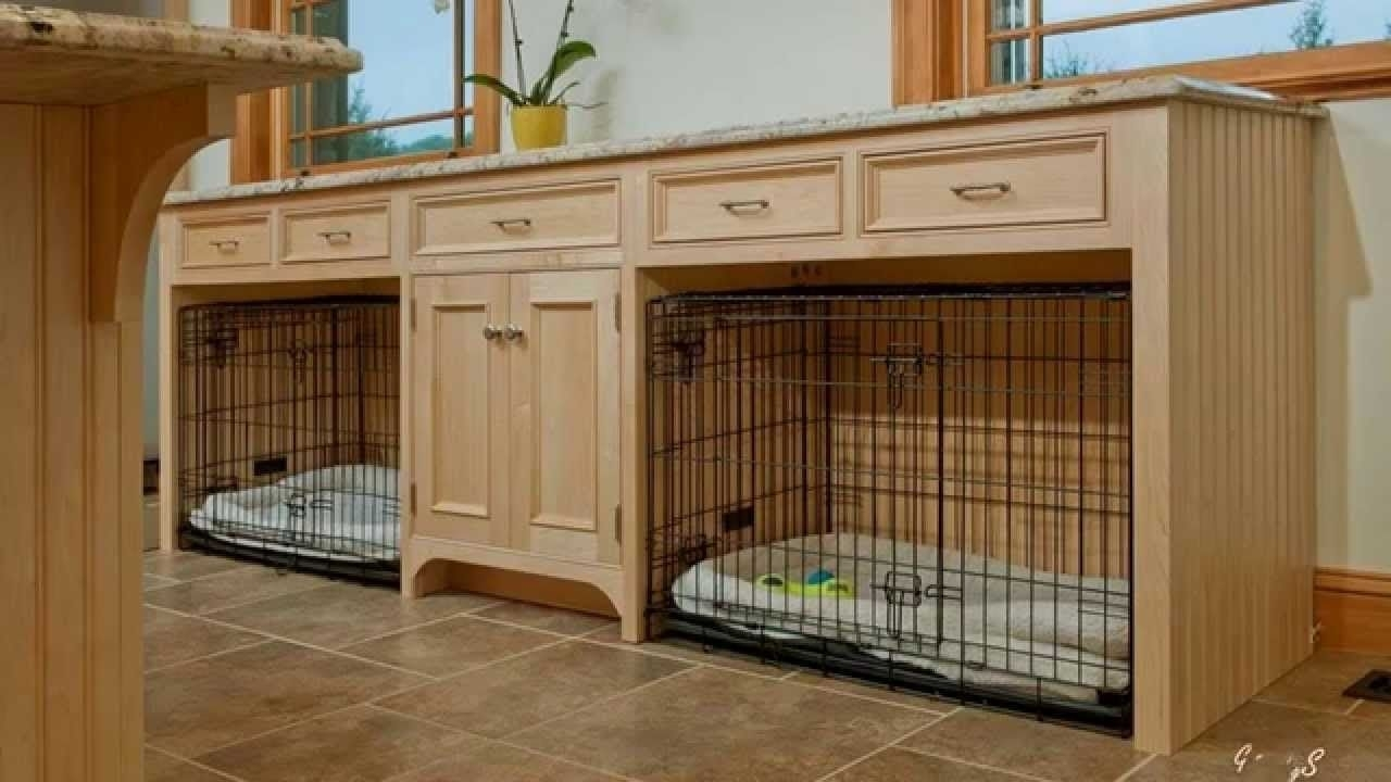 Dog Crate Furniture - Ideas on Foter