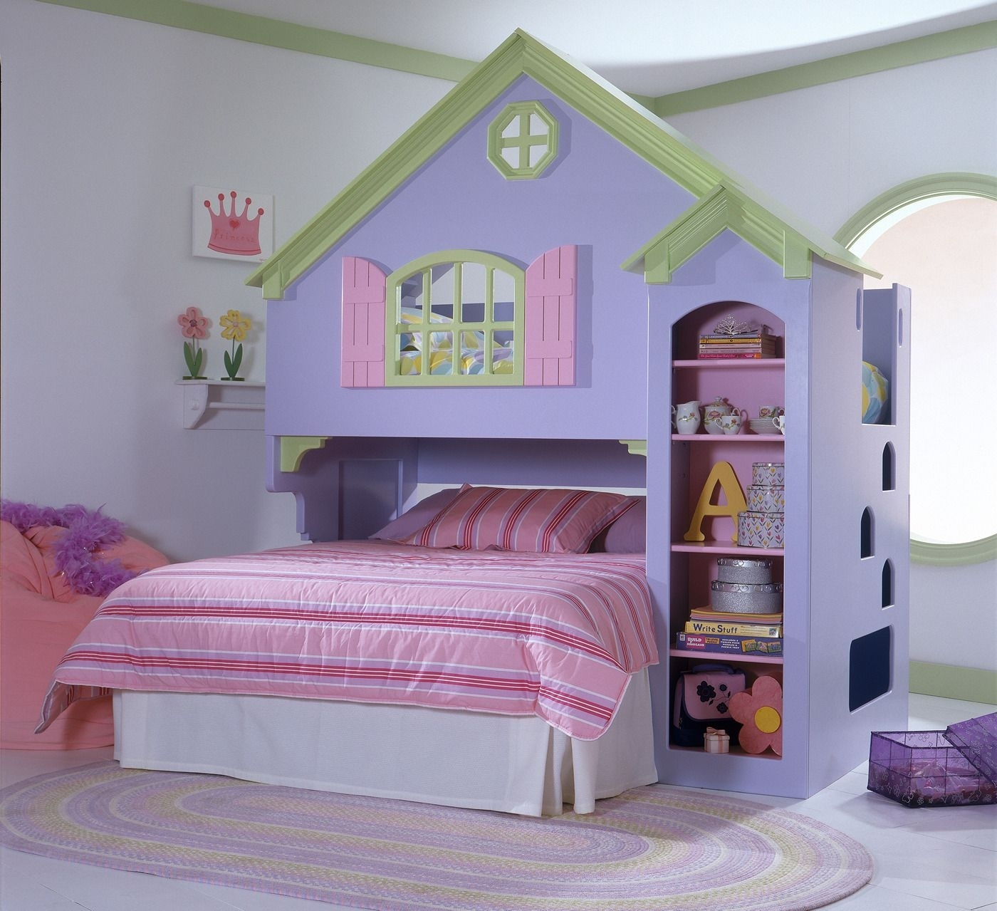 Doll House Bunk Beds Ideas On Foter