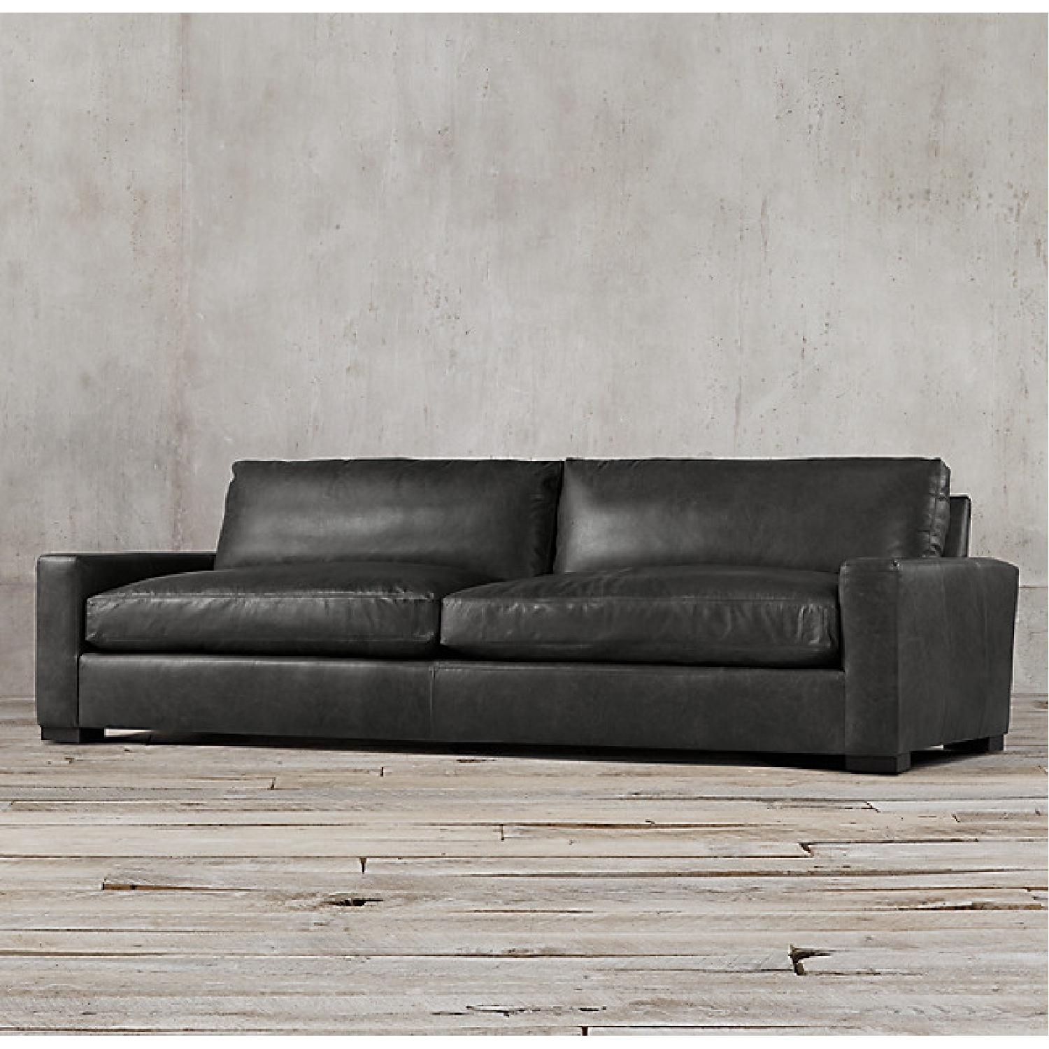 Picture of: Down Filled Leather Sofa Ideas On Foter