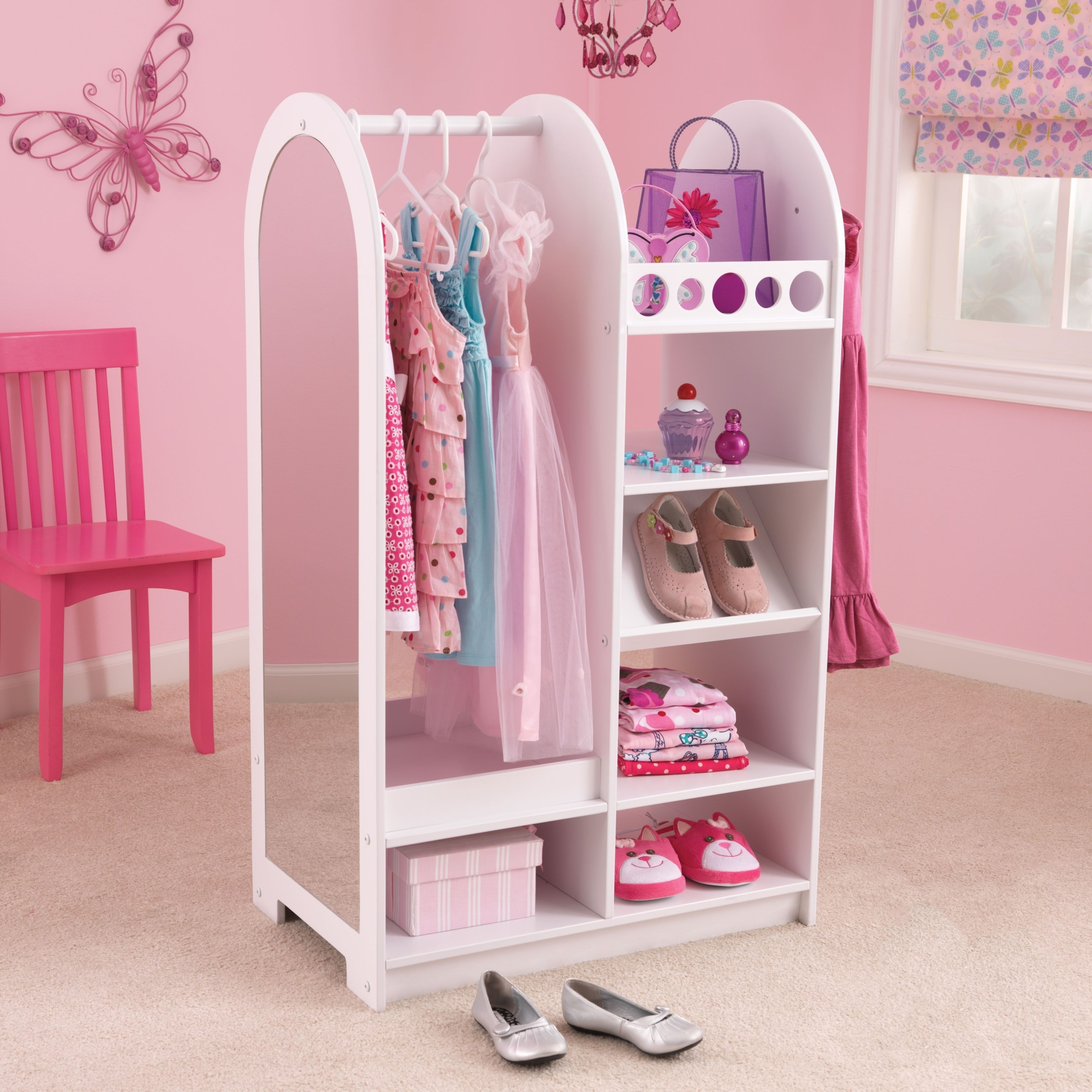 Picture of: Dress Up Storage Ideas On Foter