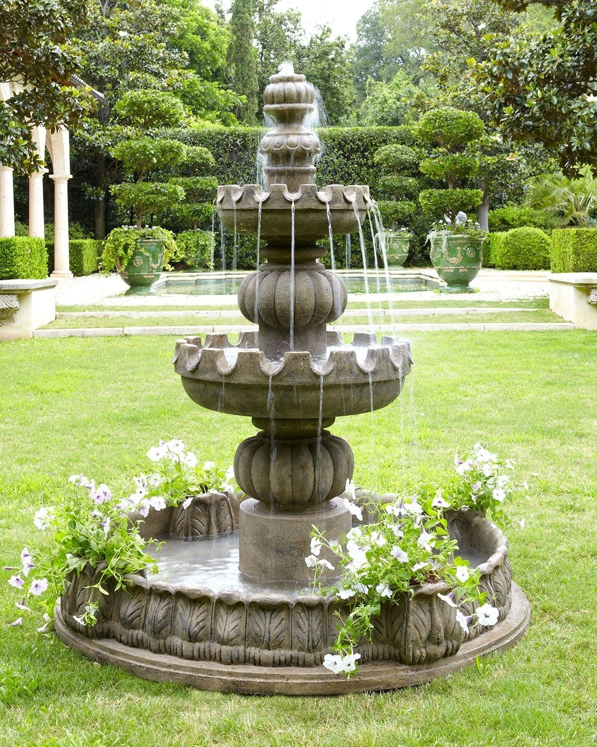 Fiberglass Water Fountains Ideas On Foter