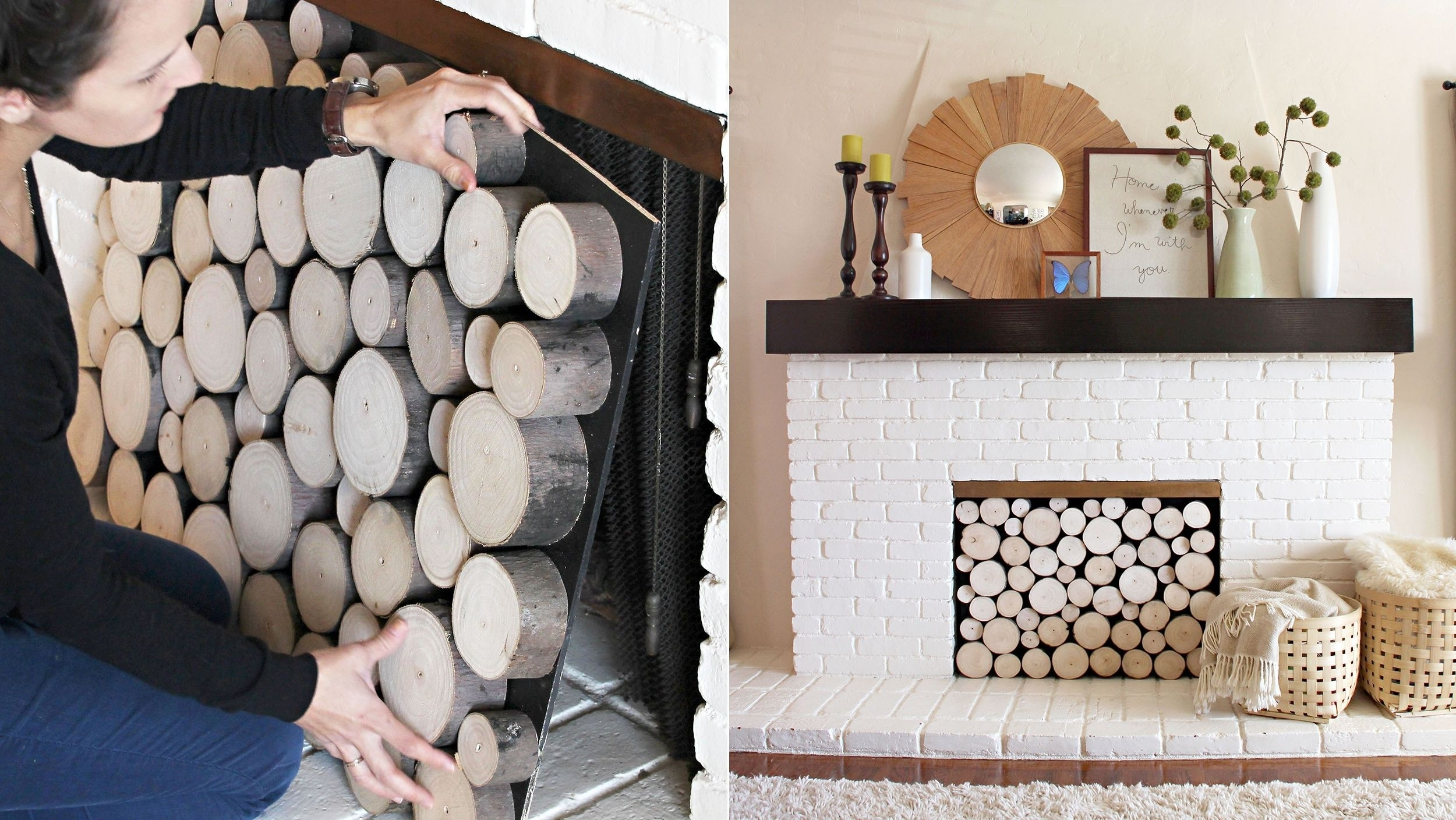 Fireplace Screen Decorative Ideas On Foter