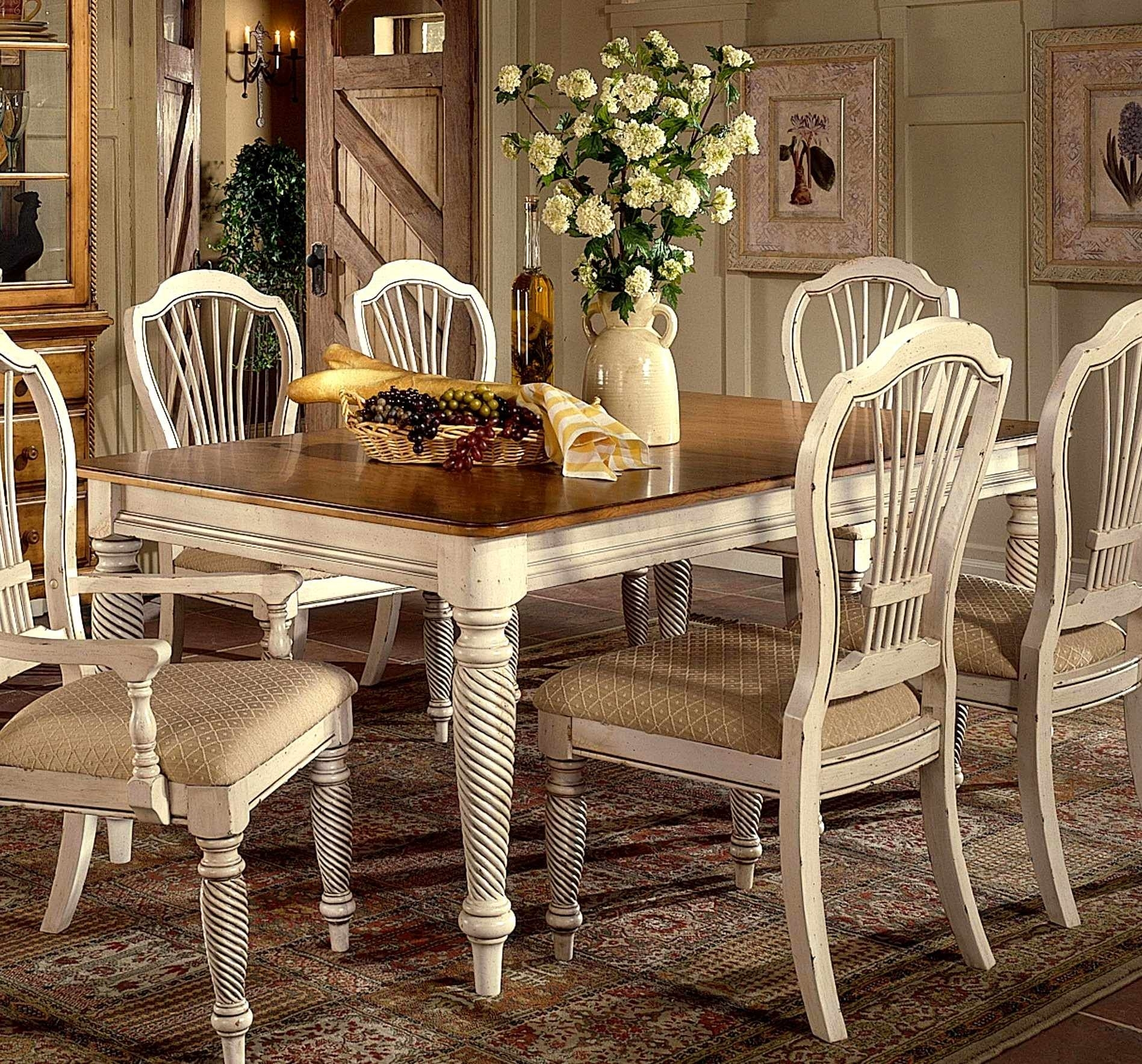 Picture of: French Country Kitchen Table Ideas On Foter