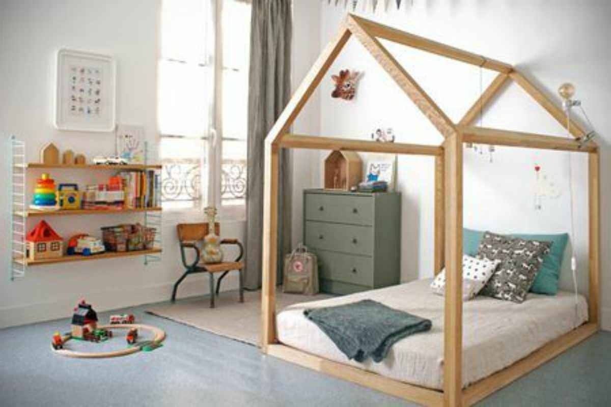 Picture of: Full Size Beds For Kids Ideas On Foter