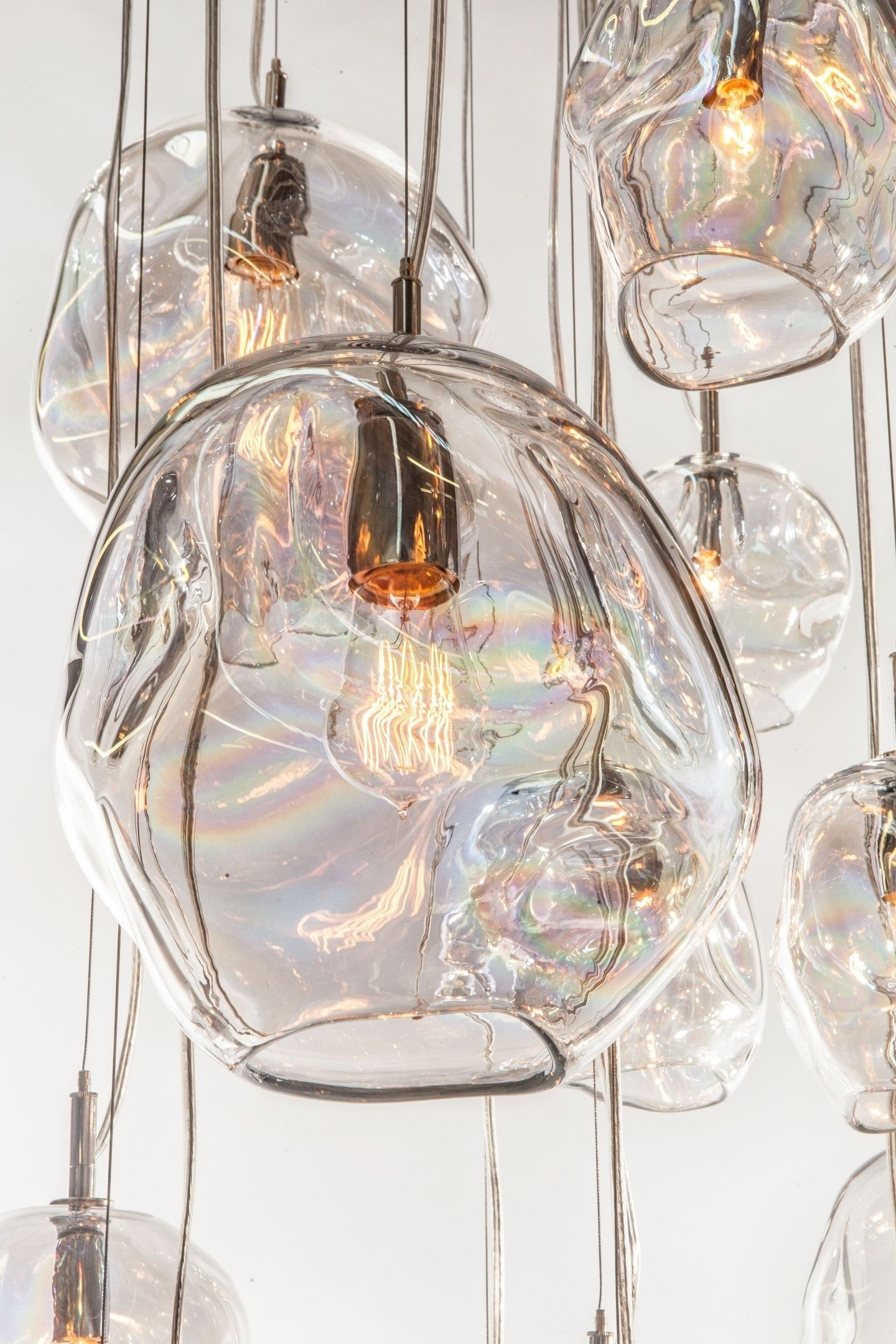 Glass Kitchen Pendant Lights Ideas On Foter