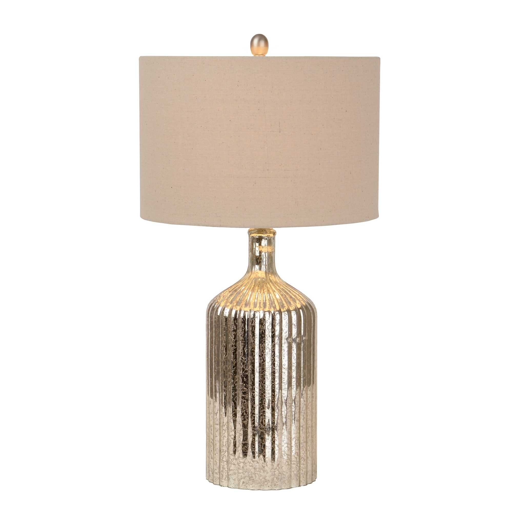 Image of: Glass Mercury Table Lamp Ideas On Foter