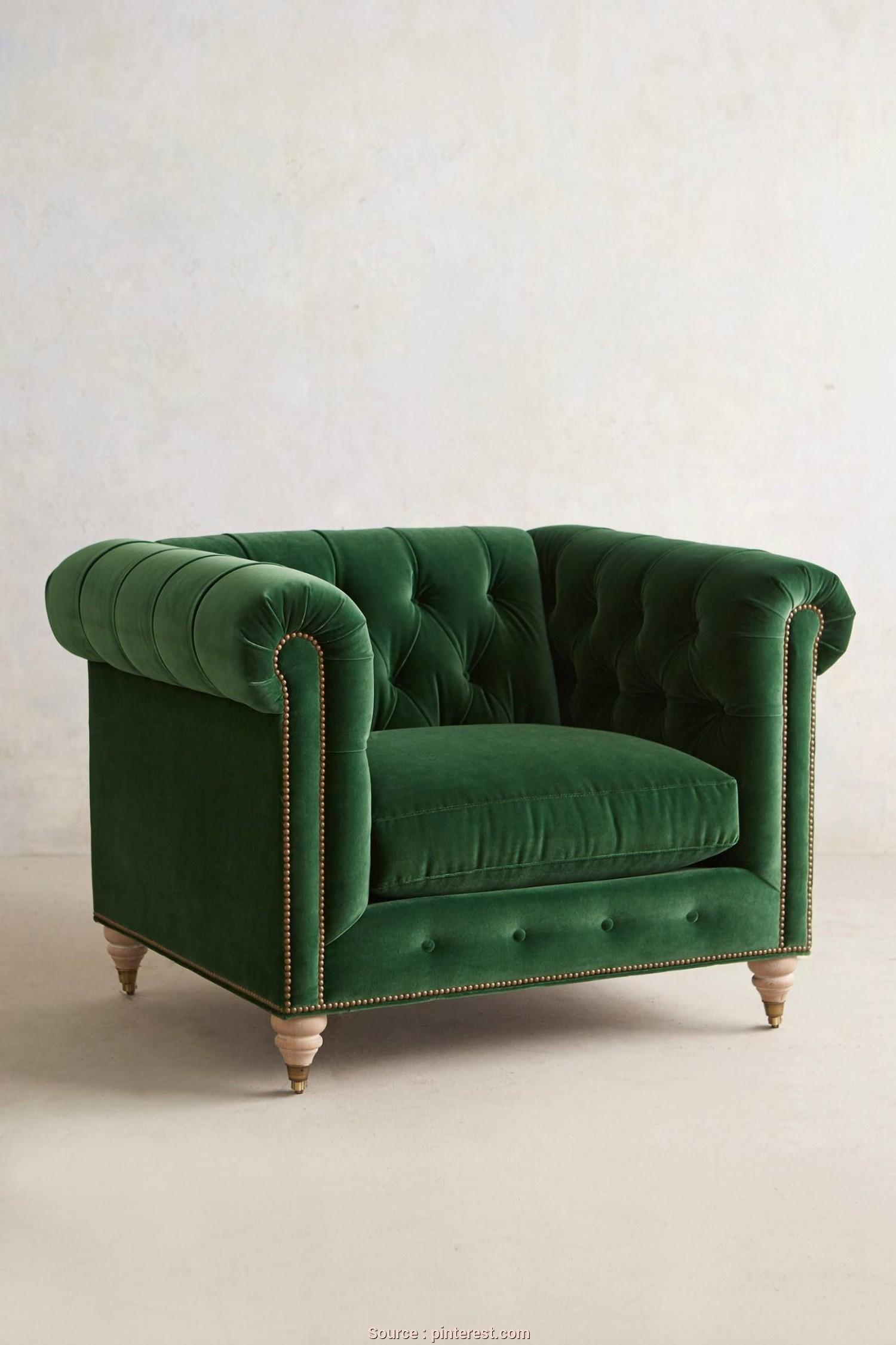 Green Velvet Chair Ideas On Foter