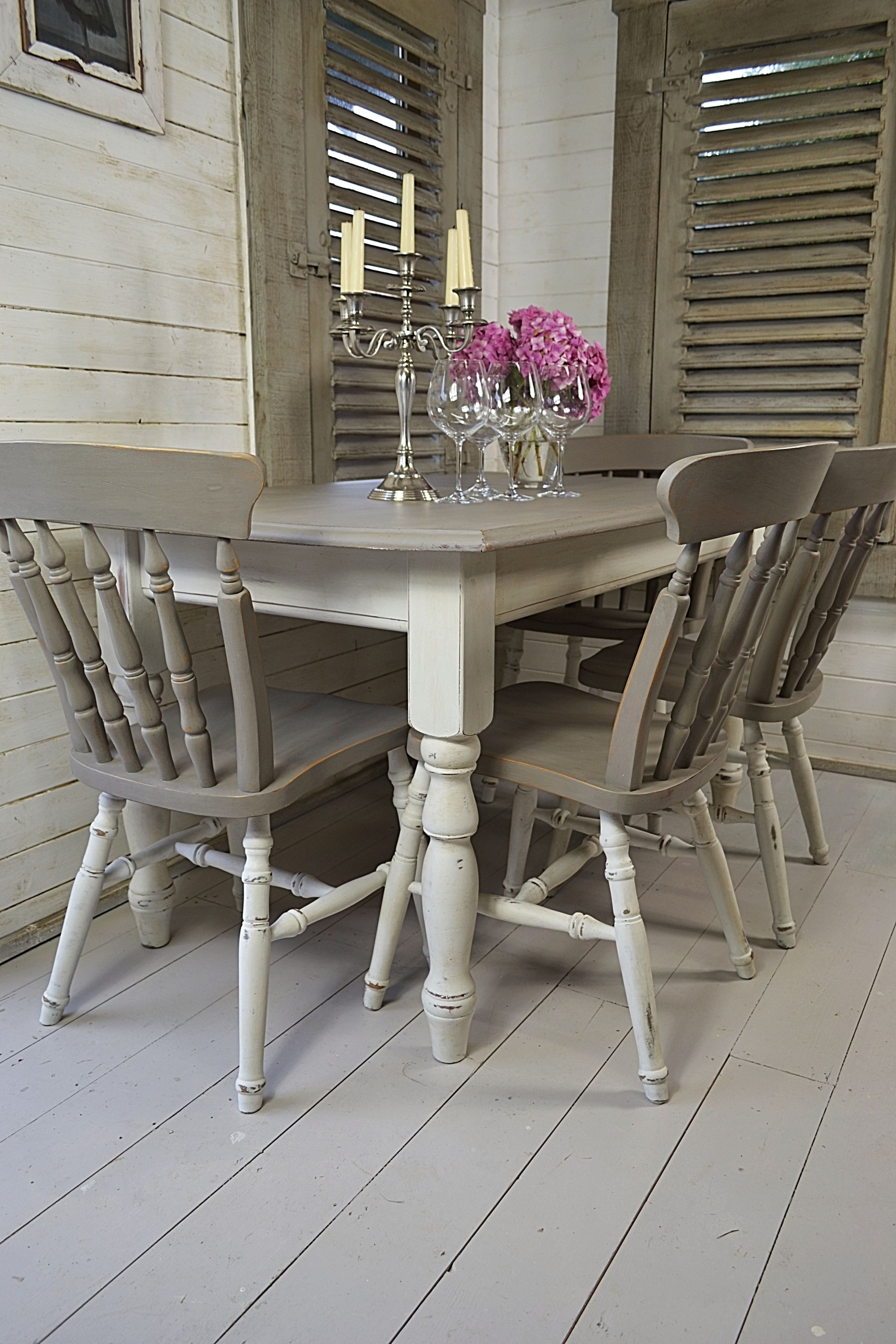 Picture of: Grey Dining Table Ideas On Foter