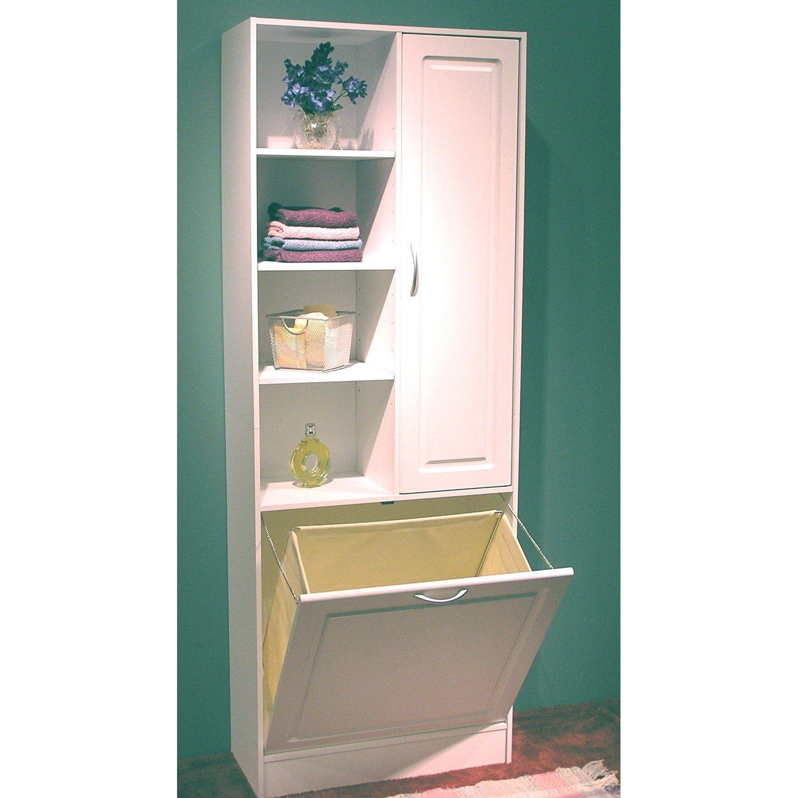 Hamper With Shelves Ideas On Foter
