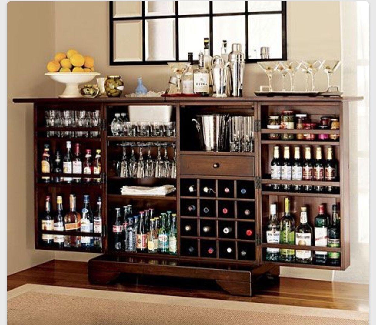 Home Bar Liquor Cabinet Ideas On Foter