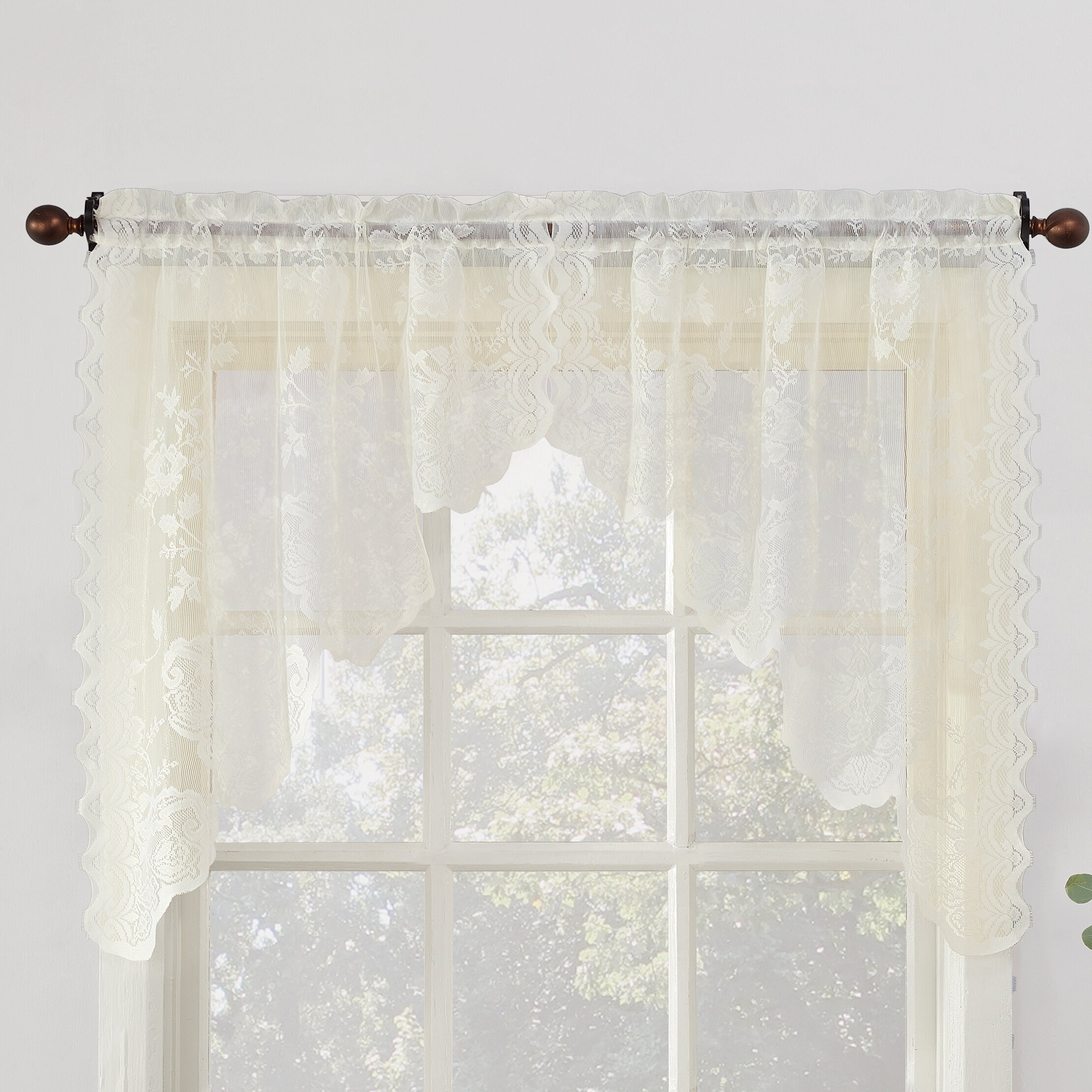 How To Choose Valances And Kitchen Curtains Foter