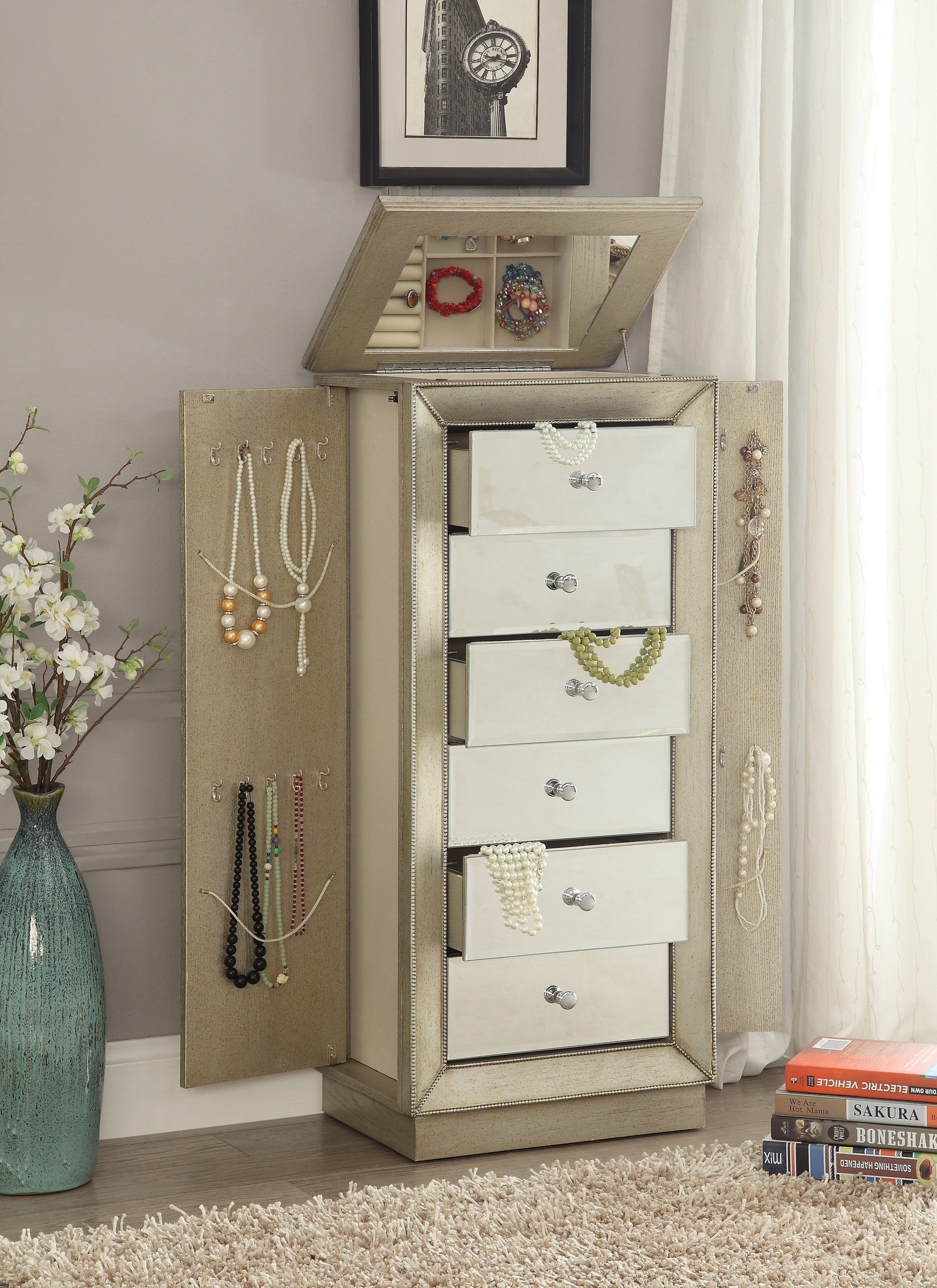 Jewelry Armoire Ikea To Buy Or Not In Ikea Ideas On Foter,Layout For Small Living Room With Fireplace