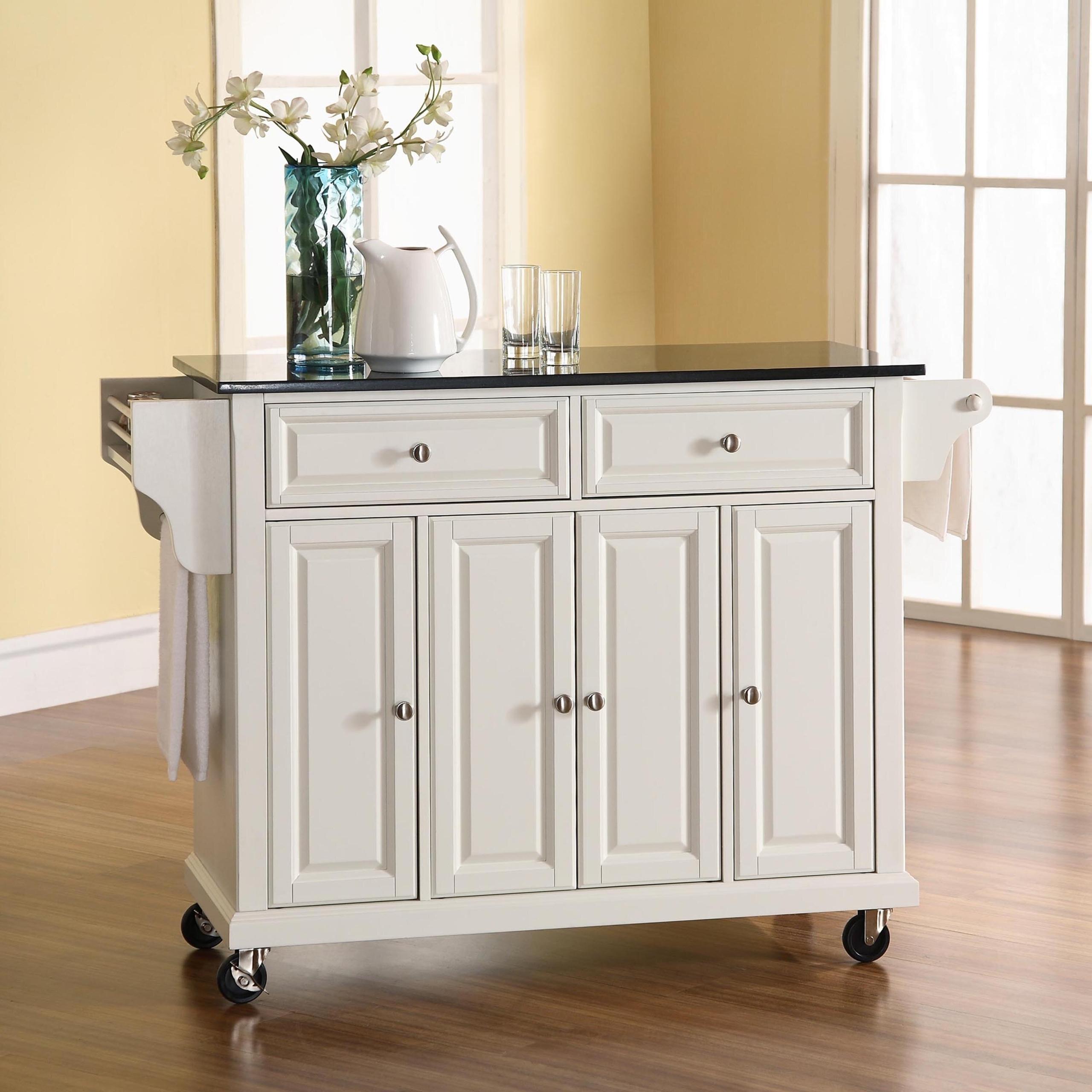 Kitchen Island Cart Granite Top Ideas On Foter