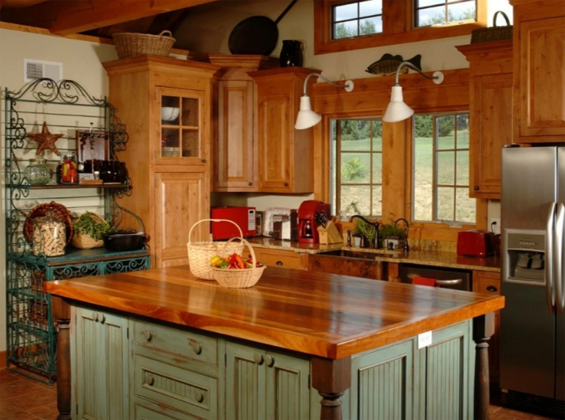 Kitchen Island With Butcher Block Ideas On Foter