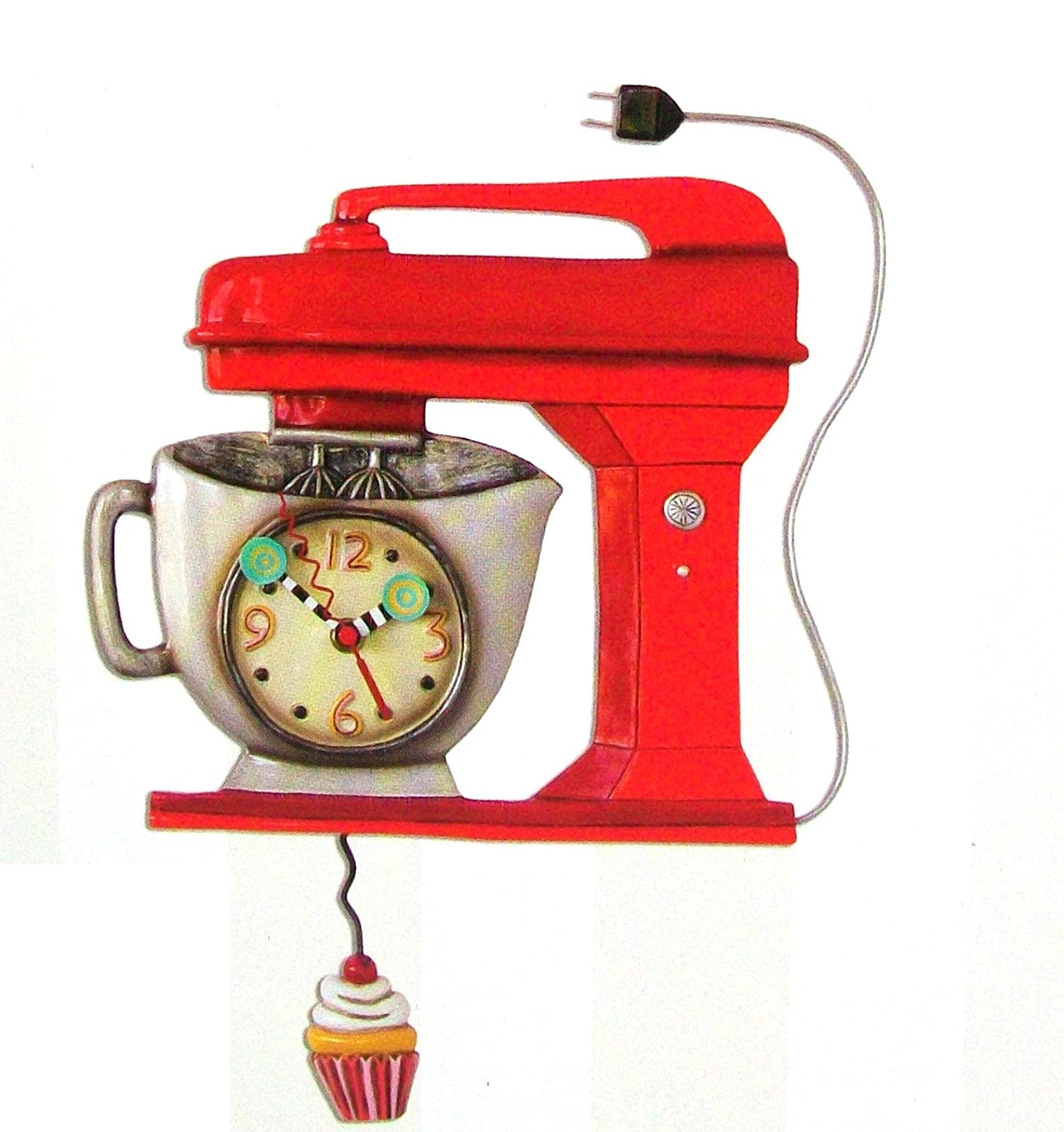 Kitchen Wall Clocks Ideas On Foter
