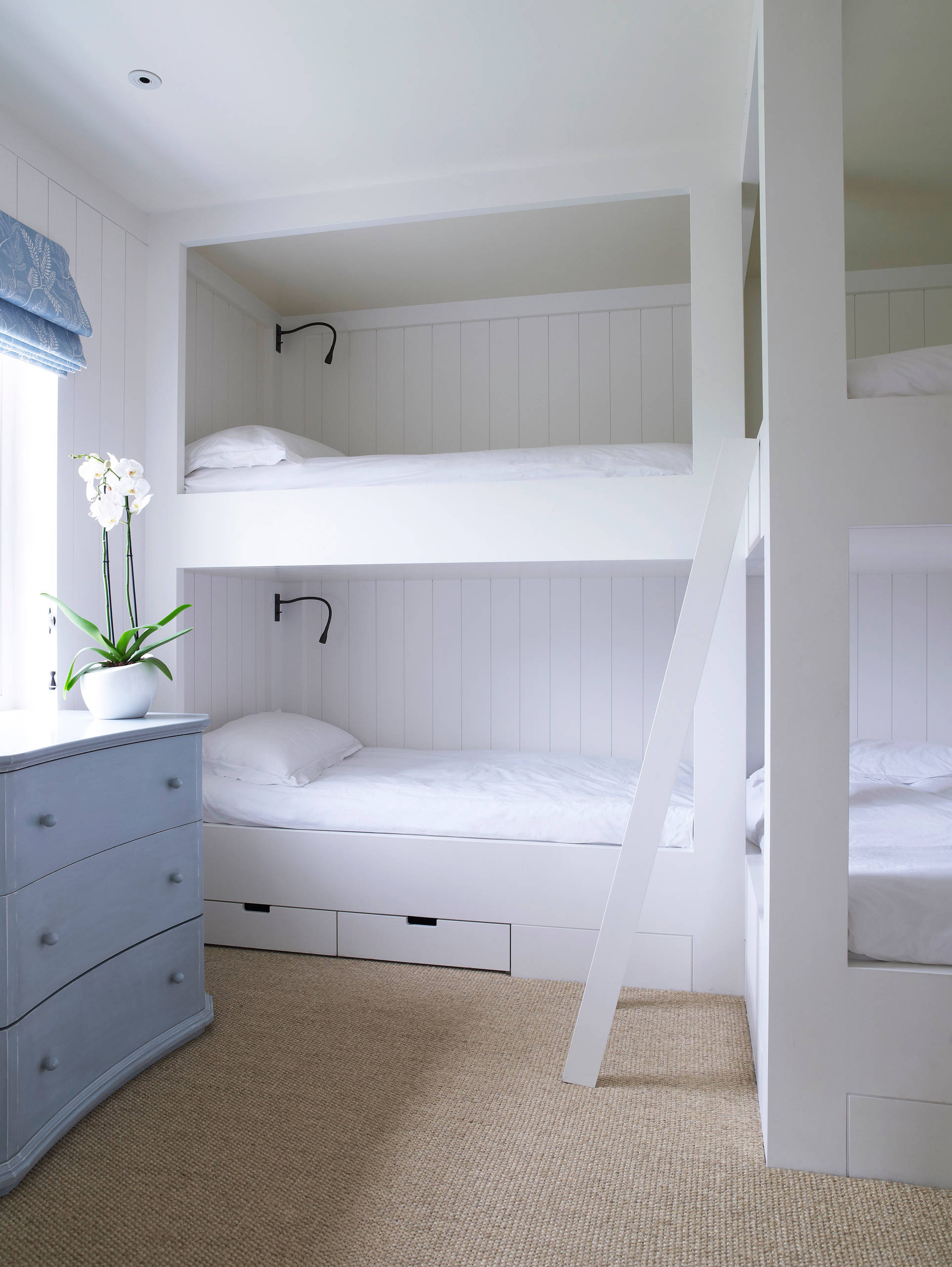 Picture of: L Shaped Bunkbeds Ideas On Foter