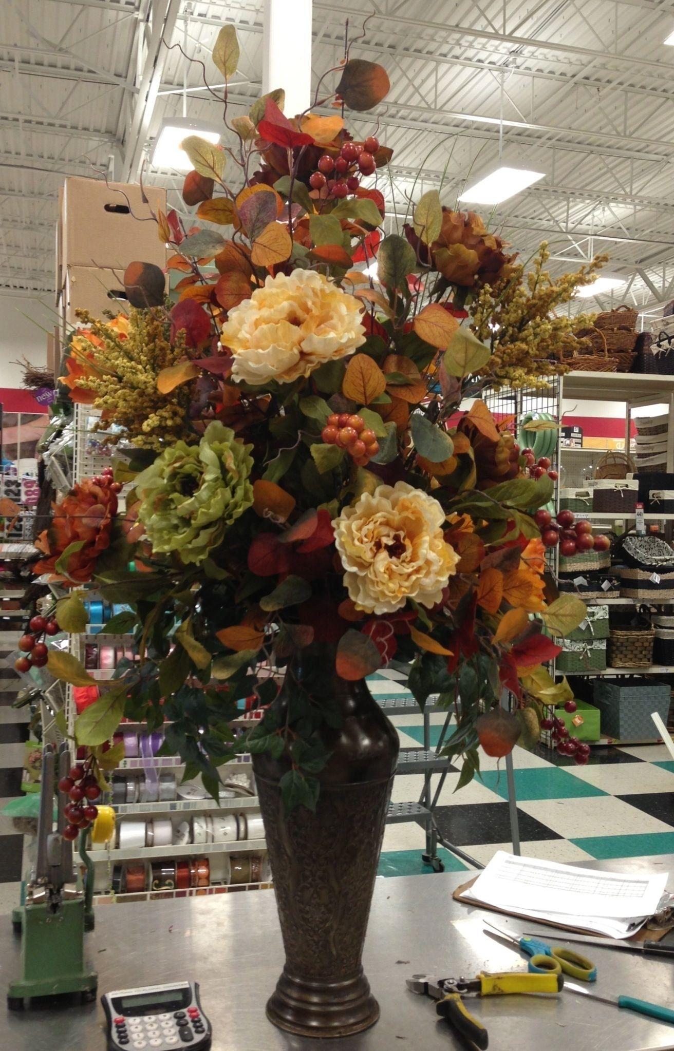 Large Silk Flower Arrangements Ideas On Foter