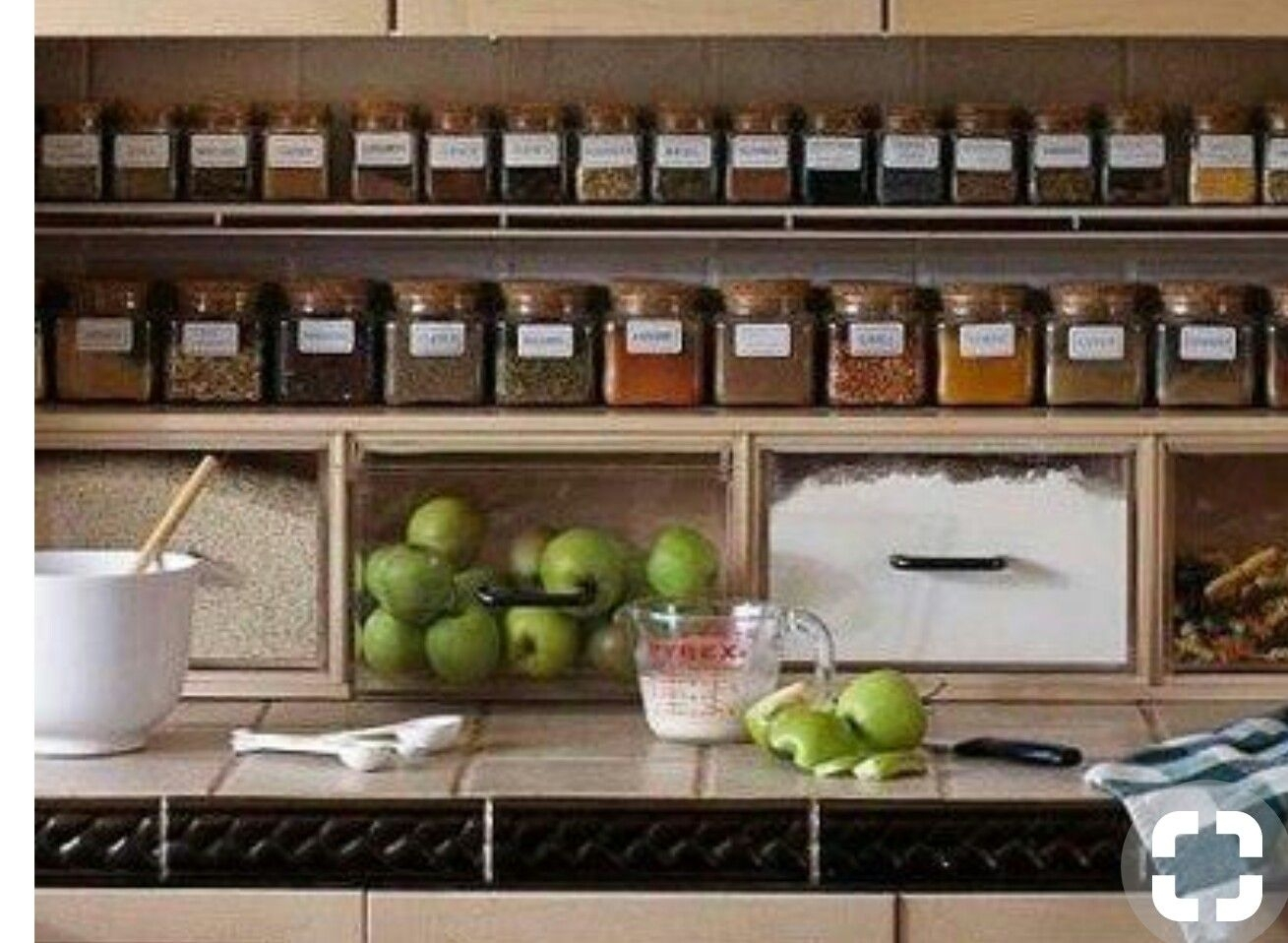 Image of: Large Wall Spice Rack Ideas On Foter