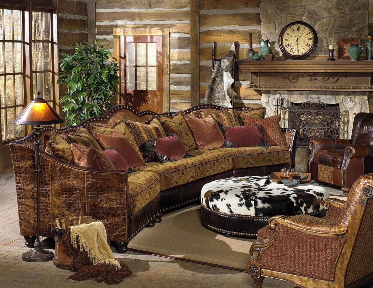 Lodge Living Room Furniture Ideas On Foter
