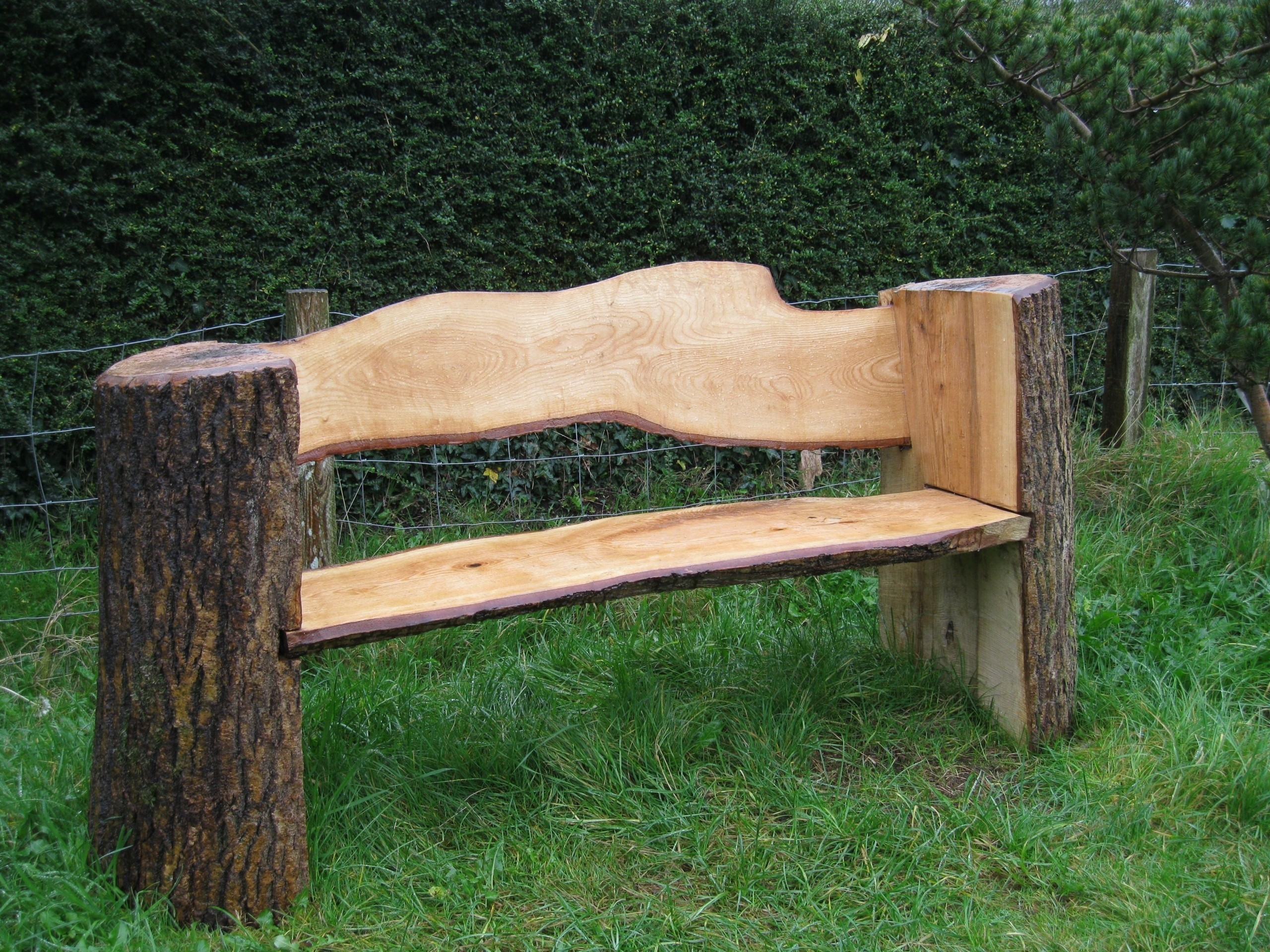 Picture of: Log Benches For 2020 Ideas On Foter