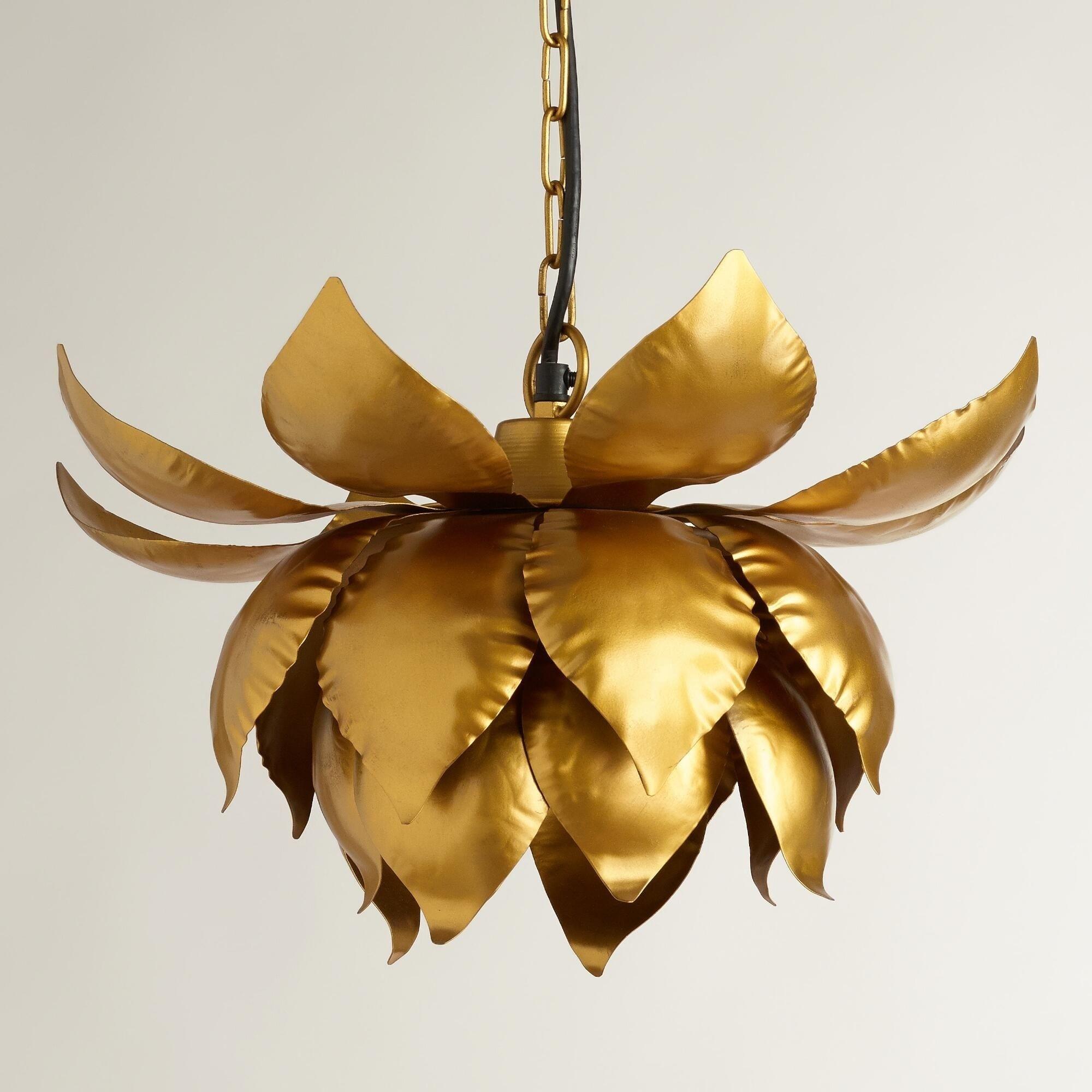 Lotus Flower Lamp Ideas On Foter