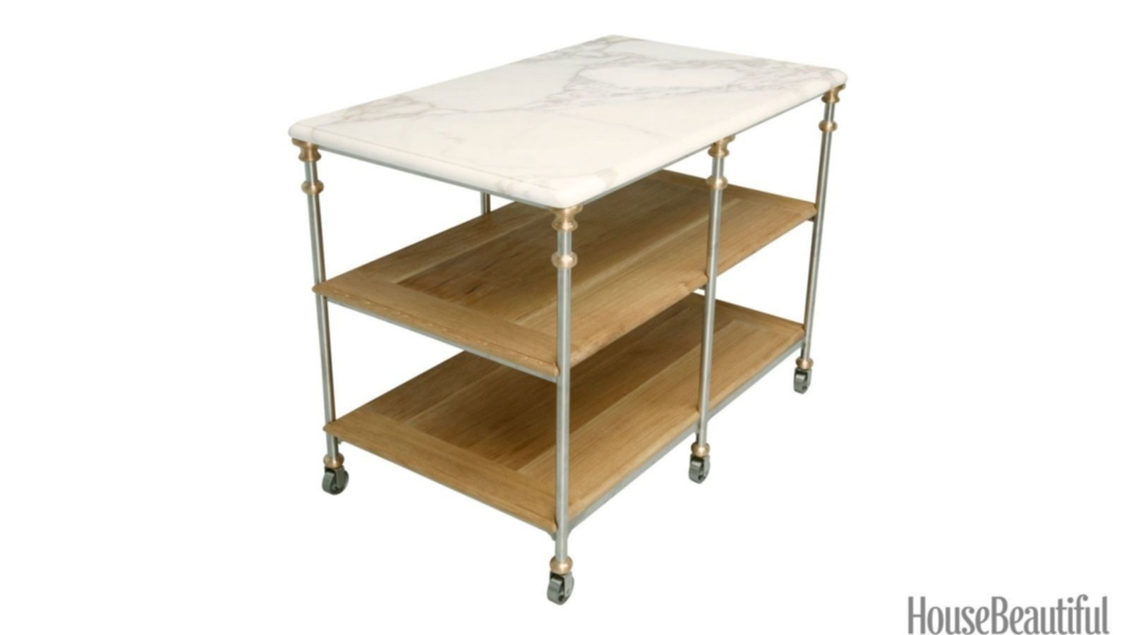 Marble Top Kitchen Island Cart Ideas On Foter
