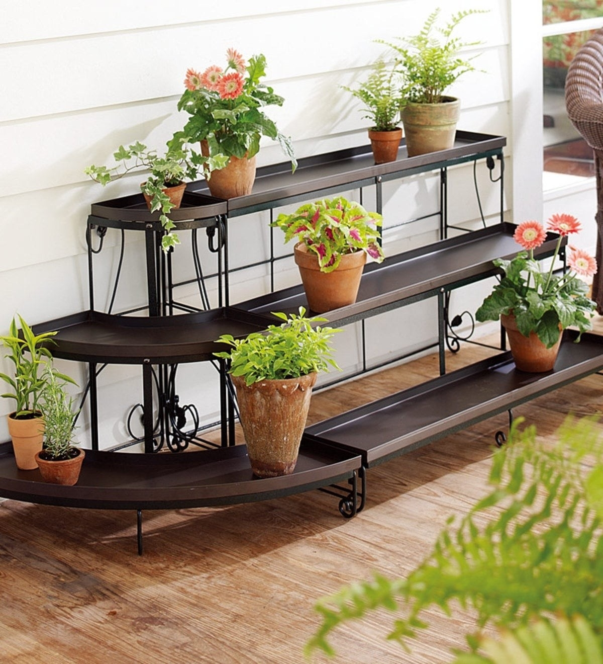 Metal Tiered Plant Stand Ideas On Foter