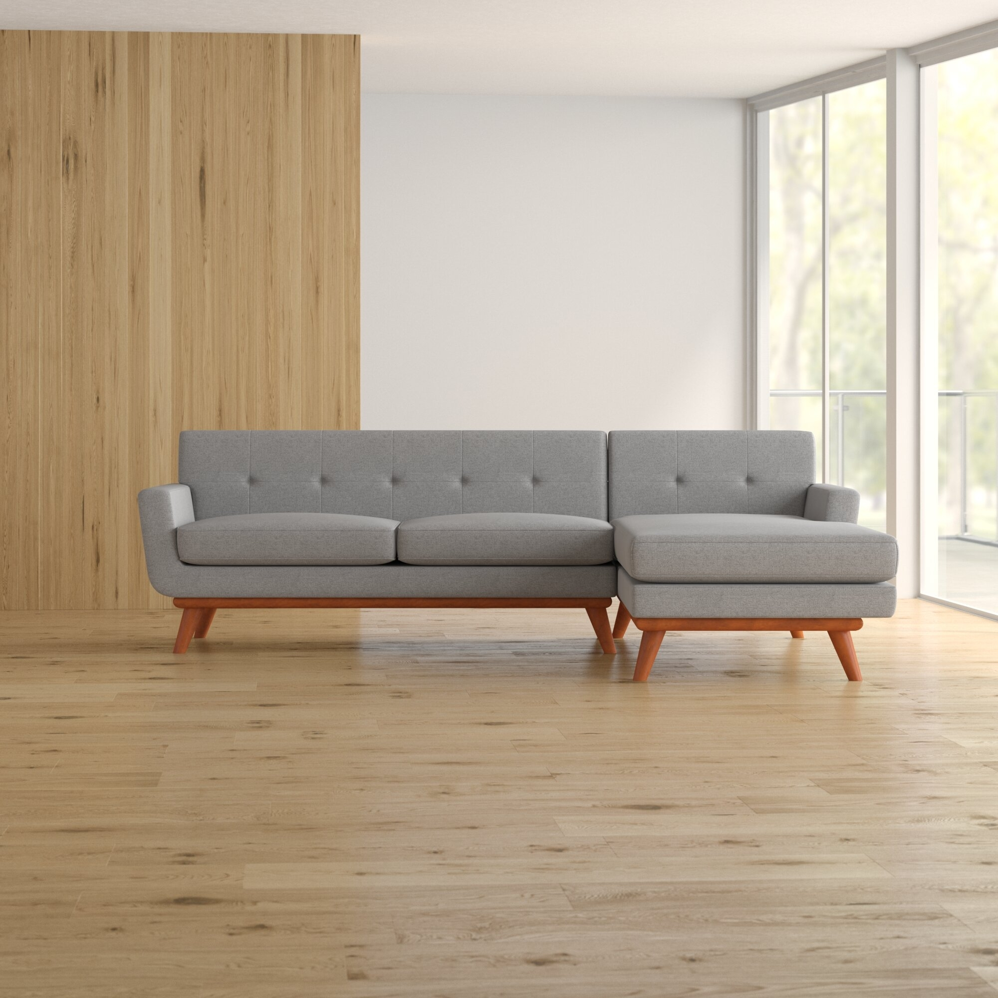 Image of: Mid Century Modern Sectional Sofa Ideas On Foter