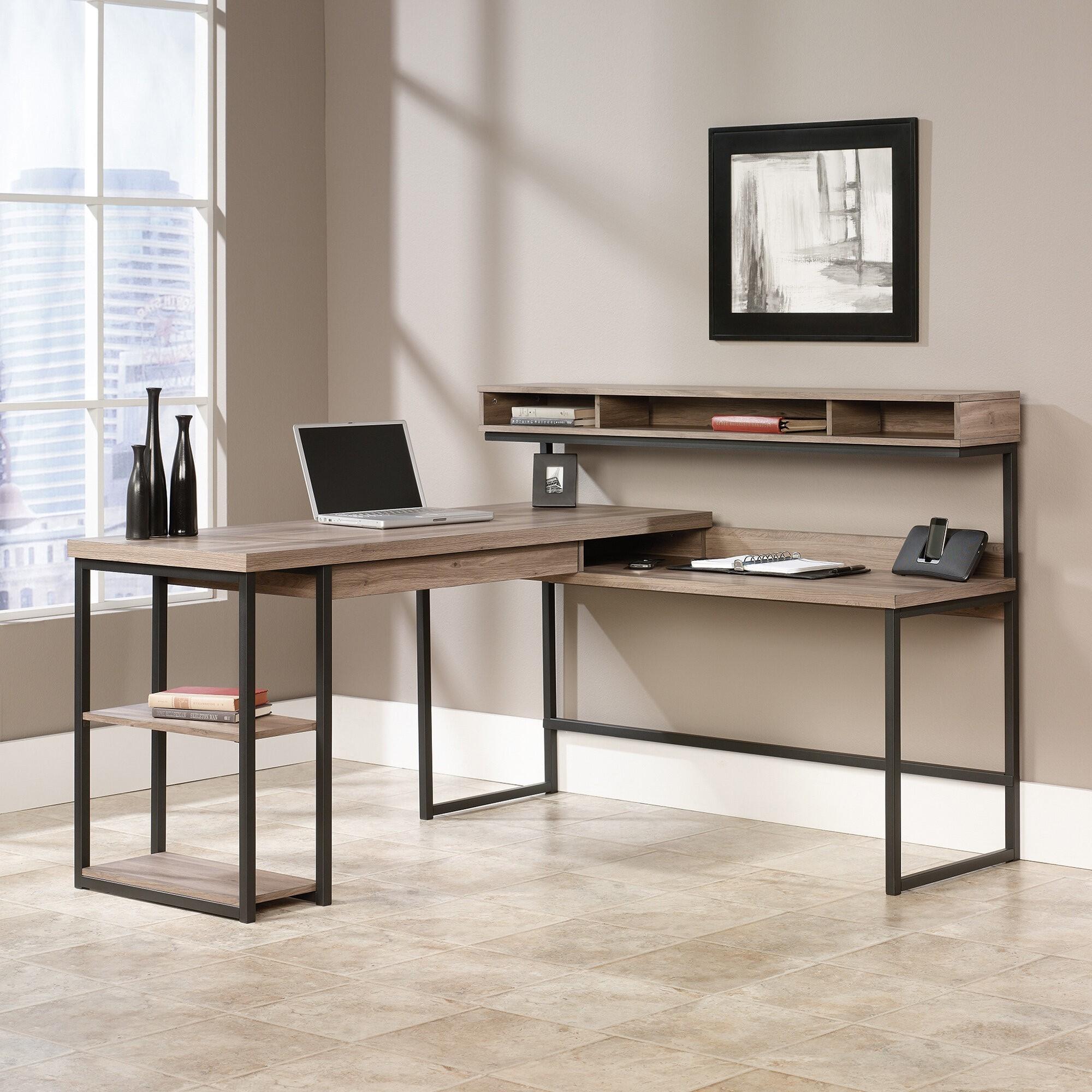 Image of: Modern L Shaped Office Desk Ideas On Foter