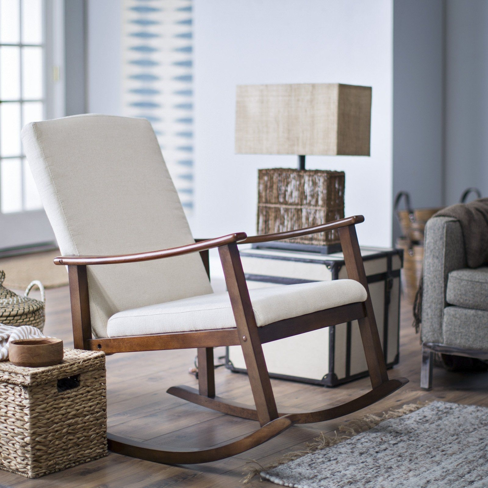 Picture of: Modern Rocking Chair Nursery Ideas On Foter