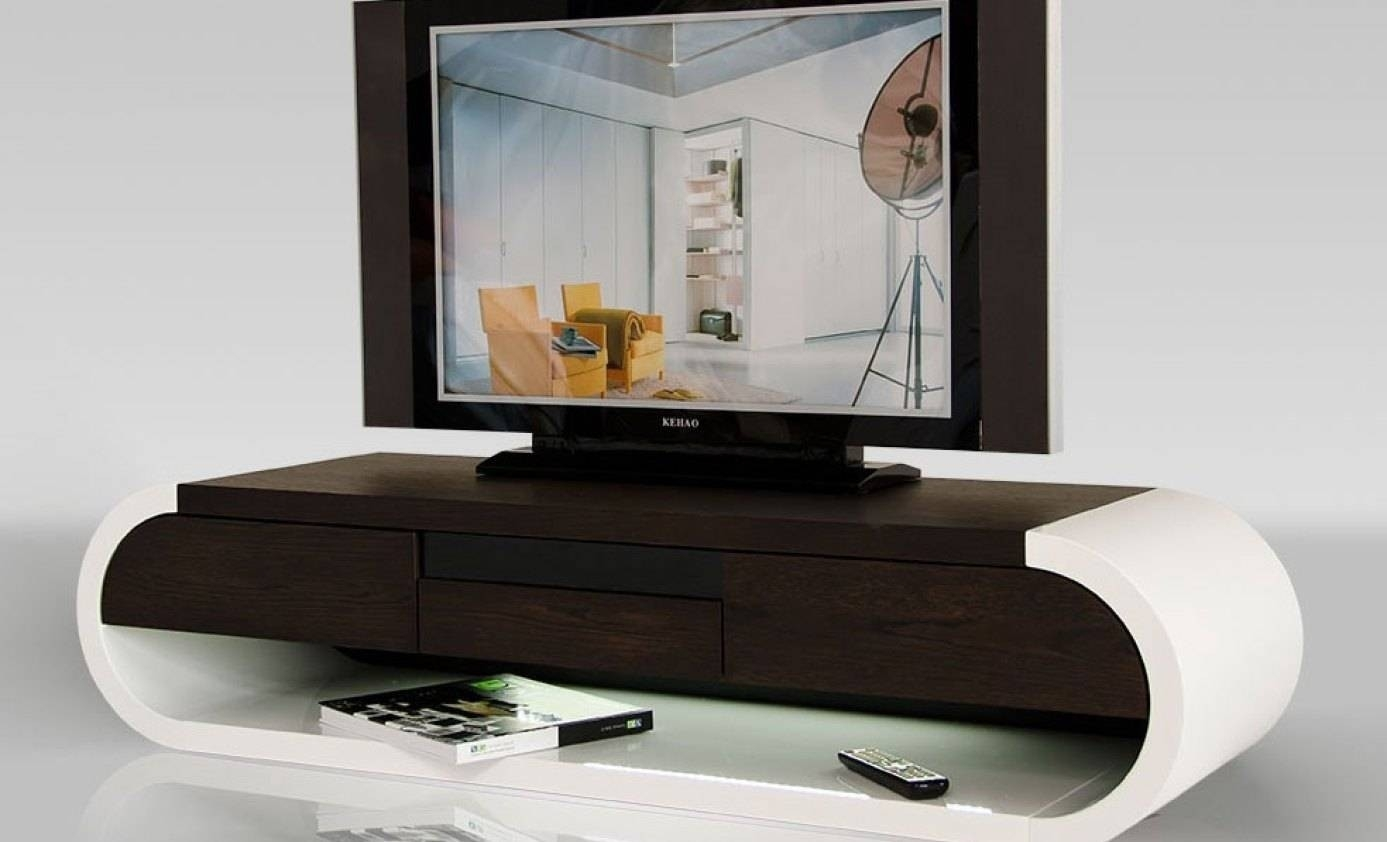 Picture of: Modern Tv Stands For Flat Screens Ideas On Foter