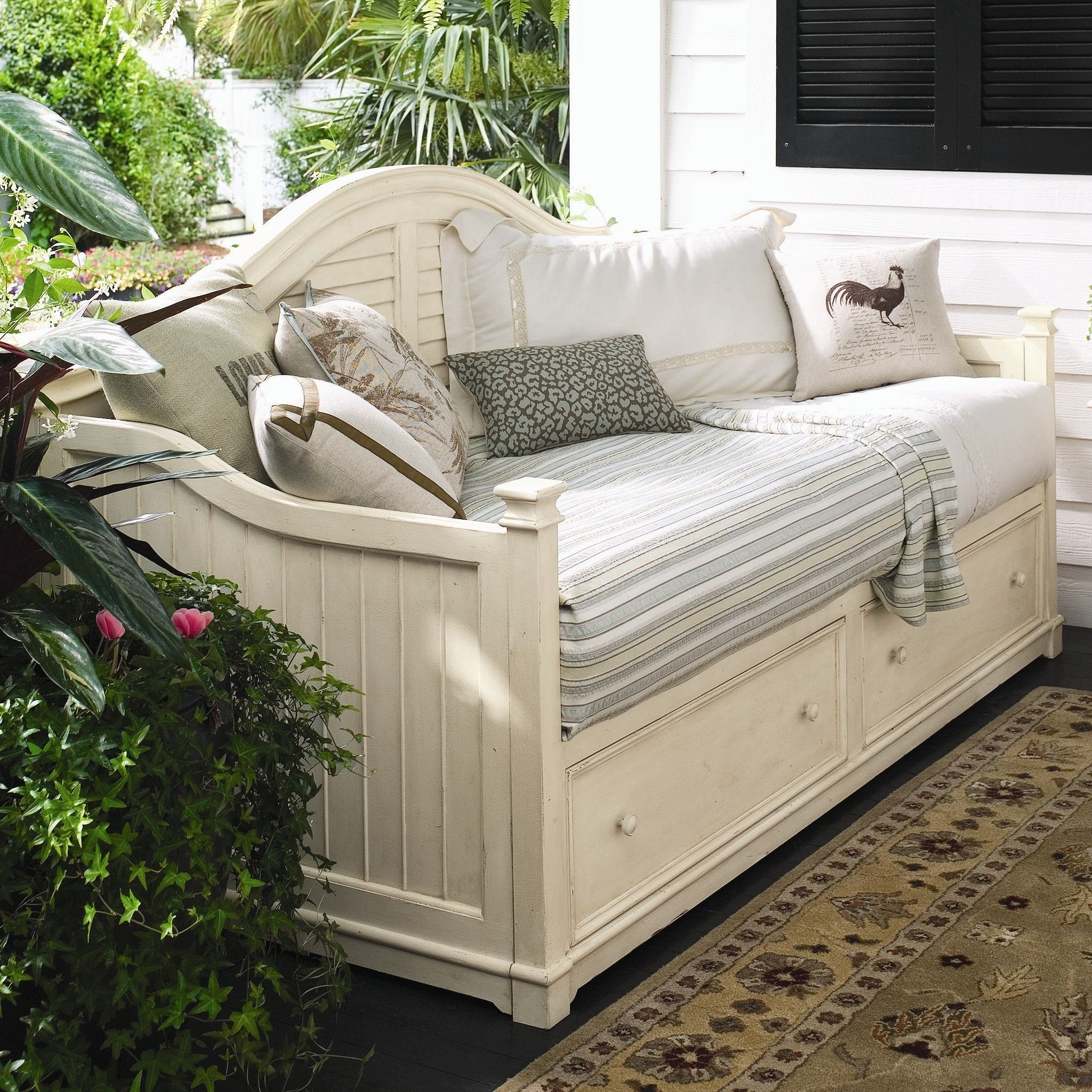 Outdoor Furniture Cushion Storage Ideas On Foter