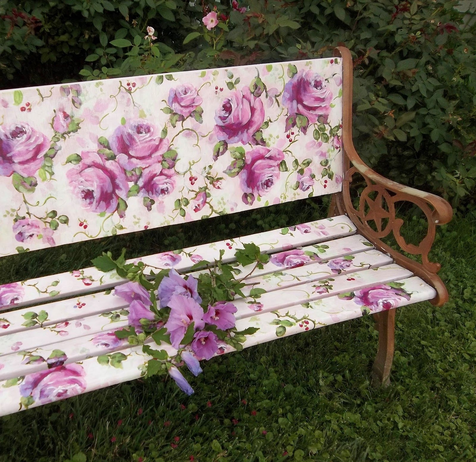 Painted Benches Ideas On Foter