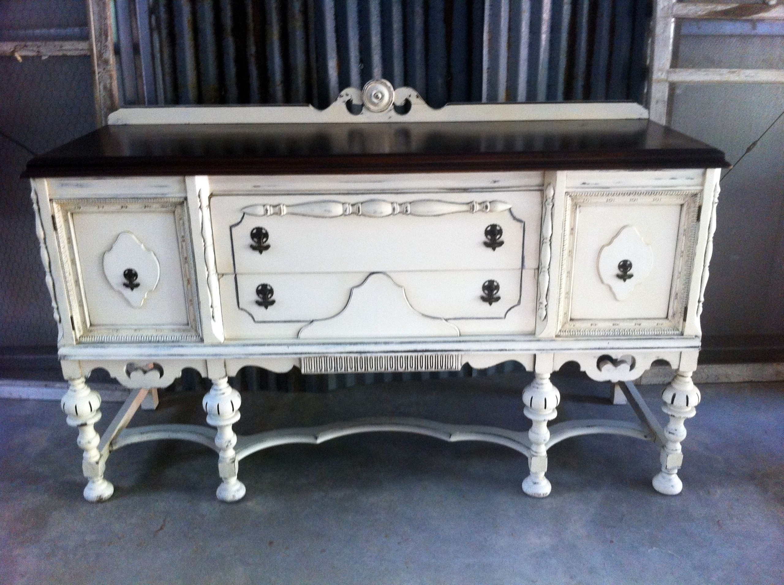 Picture of: Painted Sideboards And Buffets Ideas On Foter