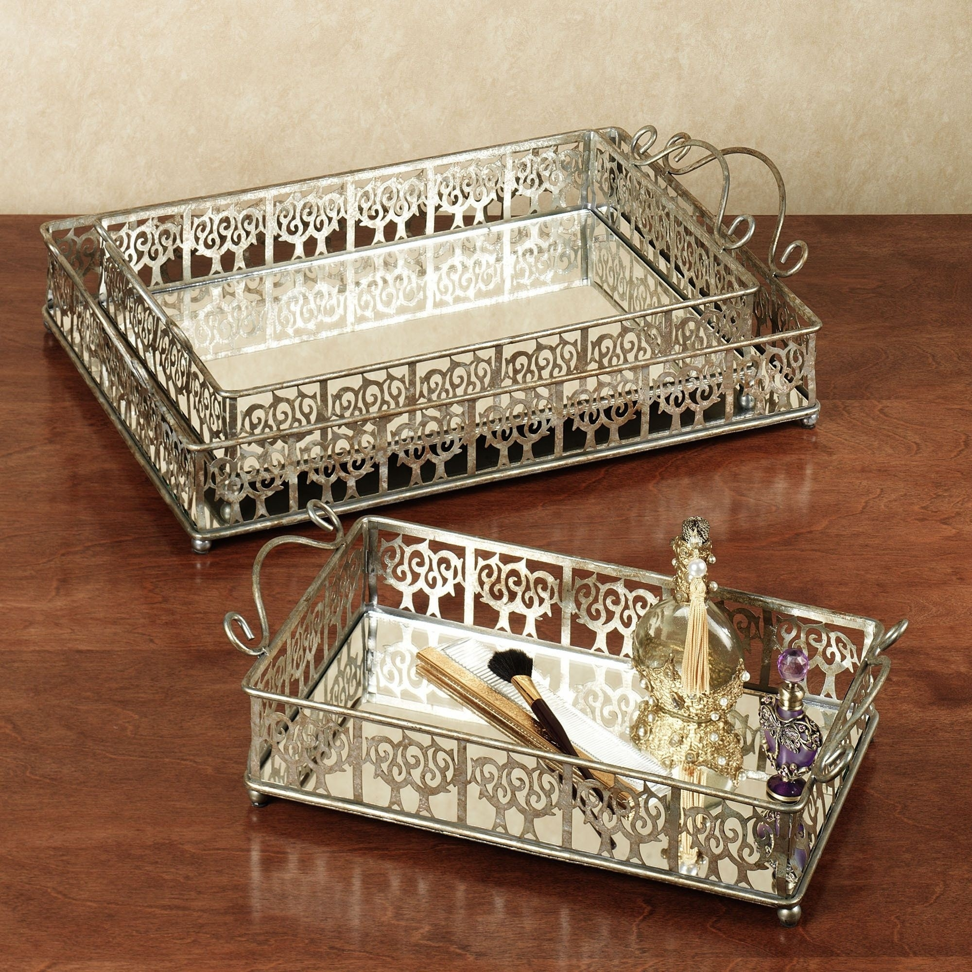Perfume Vanity Tray Sets Ideas On Foter