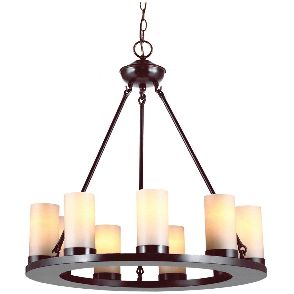 Pillar Candle Chandelier Ideas On Foter