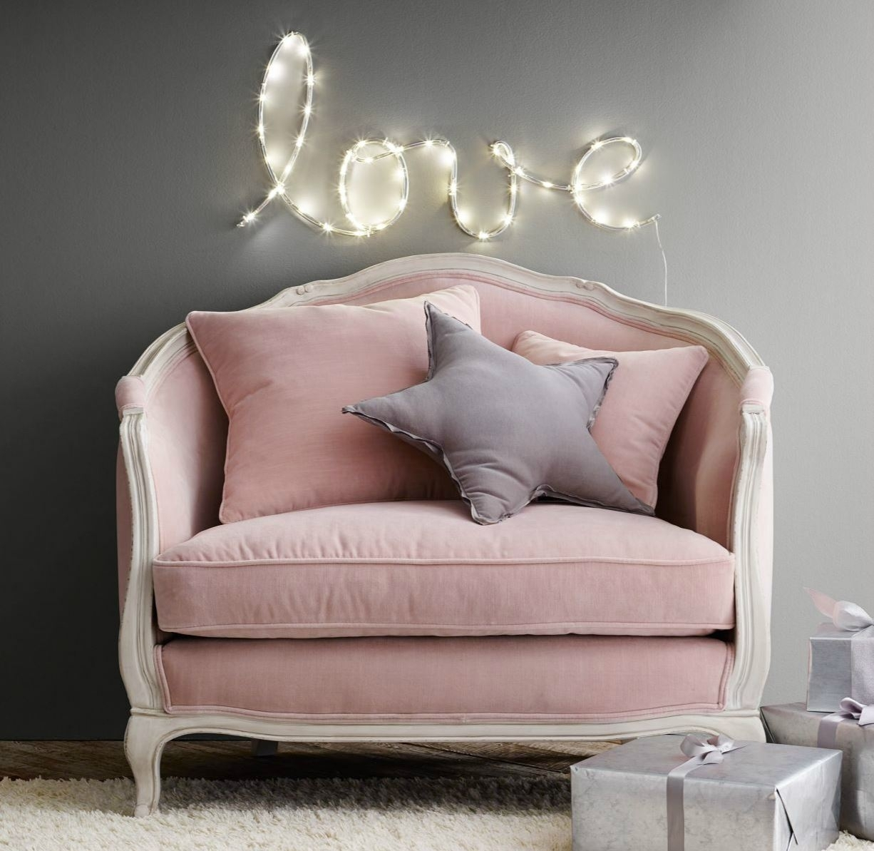 Picture of: Pink Velvet Chair Ideas On Foter