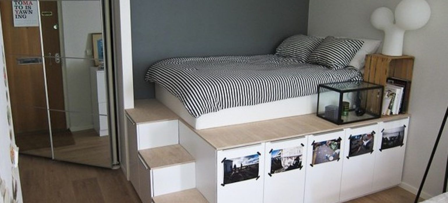 Picture of: Platform Bed Full Size With Drawers For 2020 Ideas On Foter