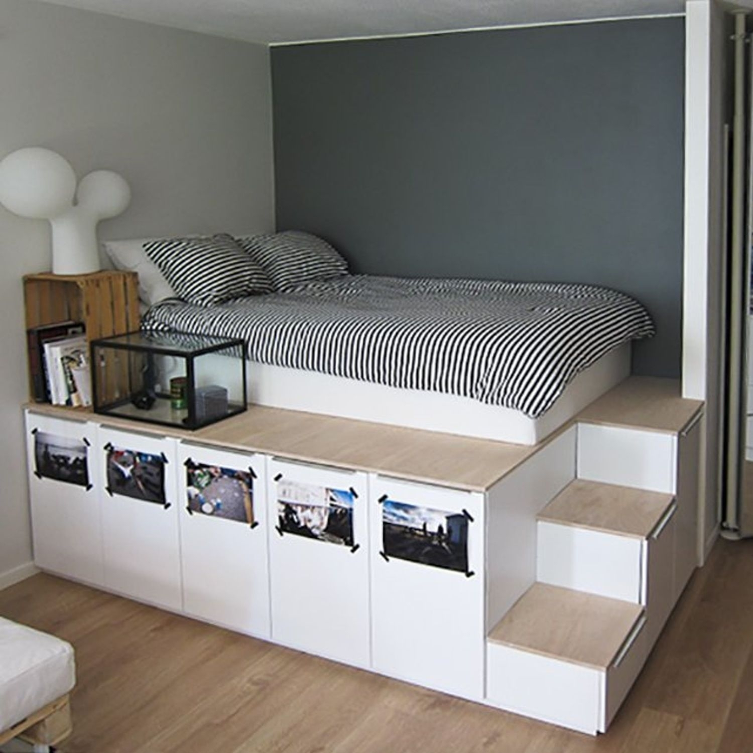 Platform Bed Kids Ideas On Foter